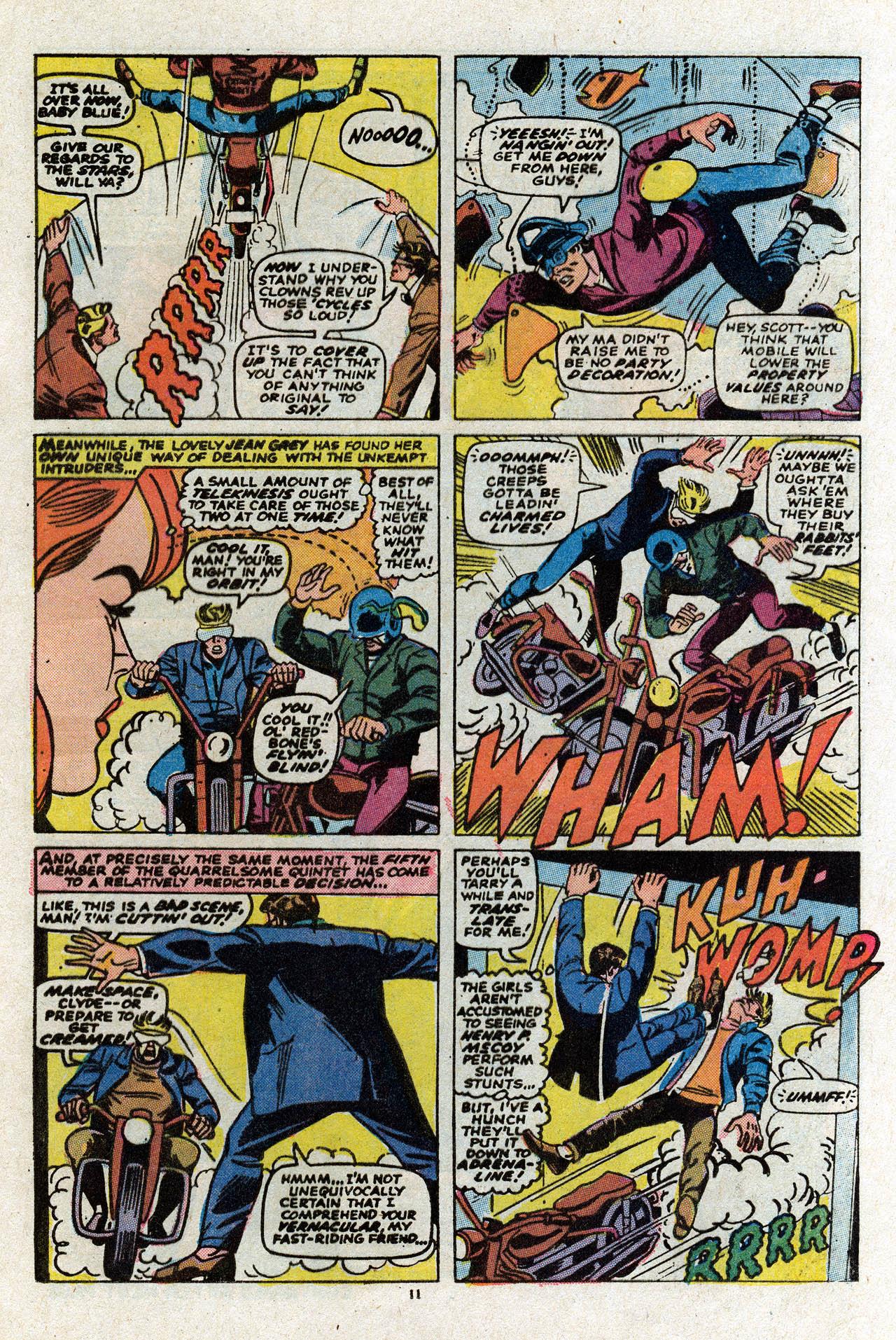 Uncanny X-Men (1963) 80 Page 12