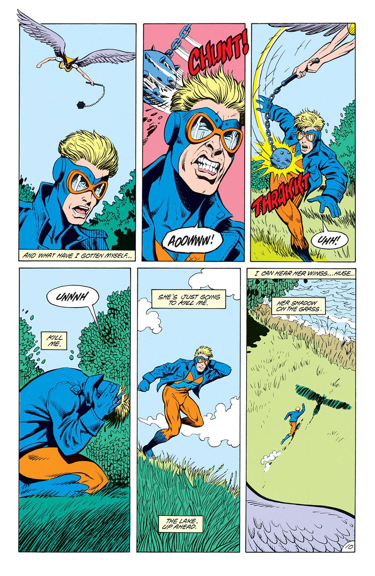 Read online Animal Man (1988) comic -  Issue #6 - 12