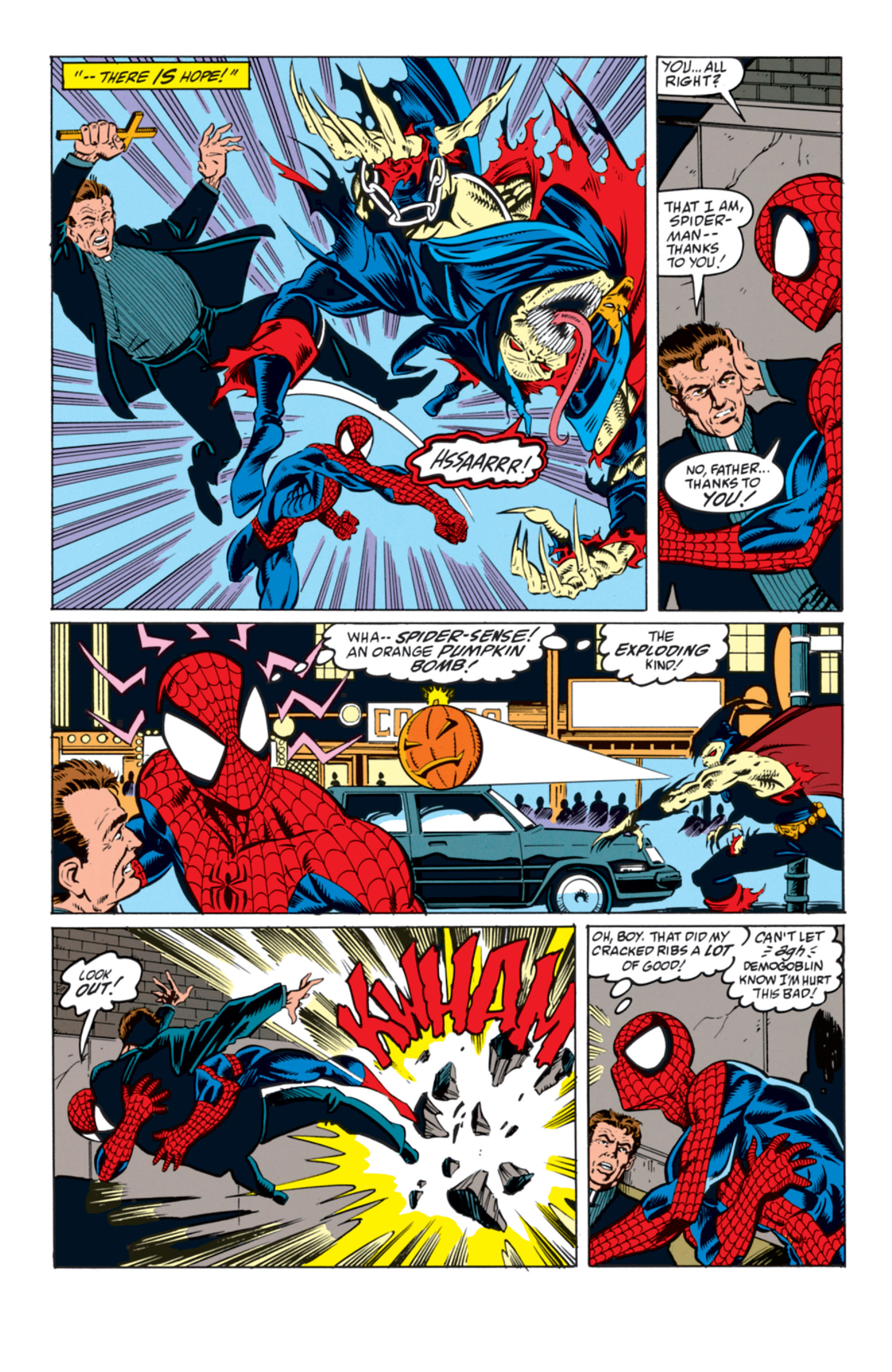 The Amazing Spider-Man (1963) 378 Page 20