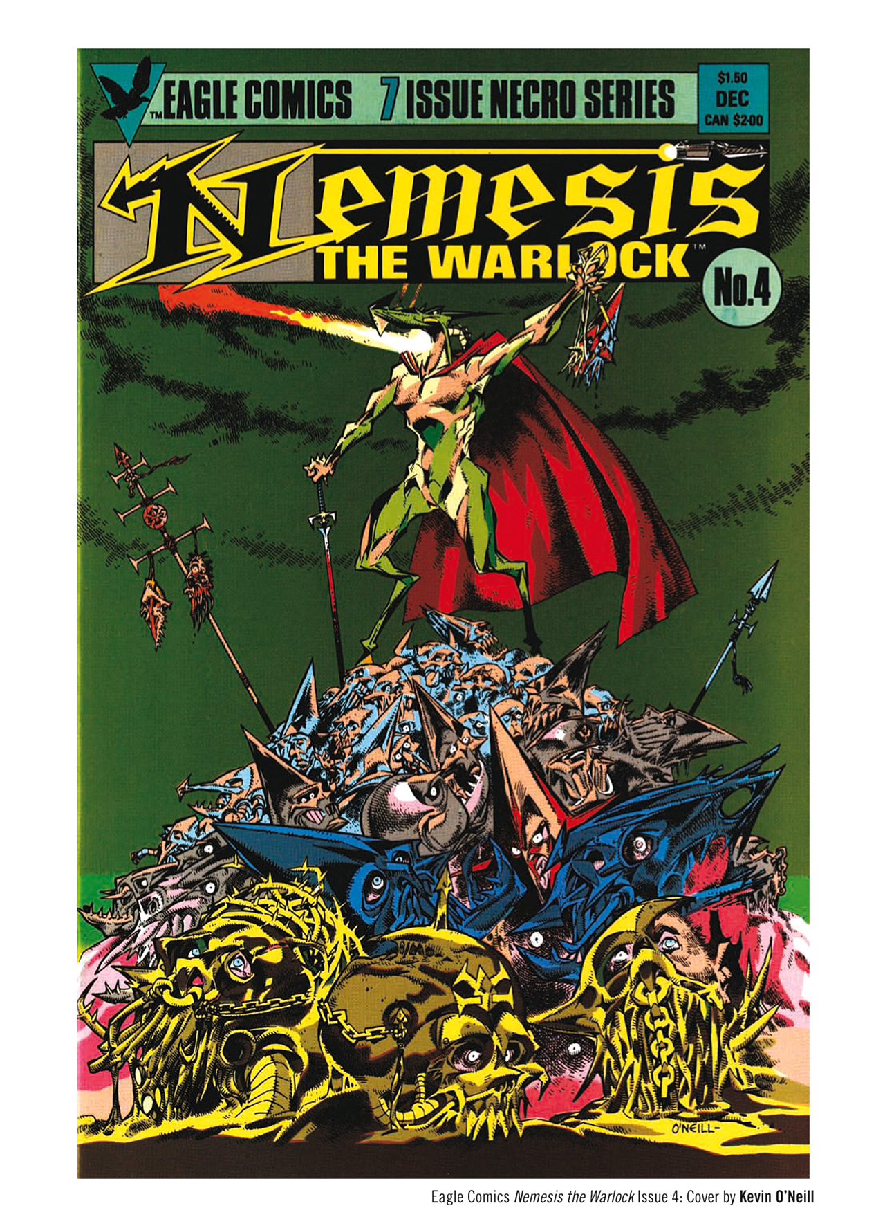 Read online Nemesis The Warlock comic -  Issue # TPB Deviant Edition - 225