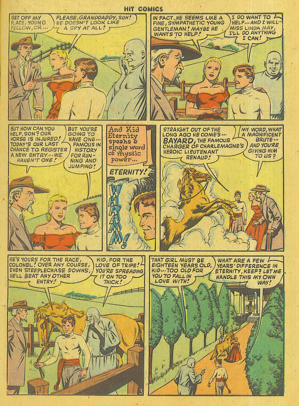 Read online Hit Comics comic -  Issue #56 - 5