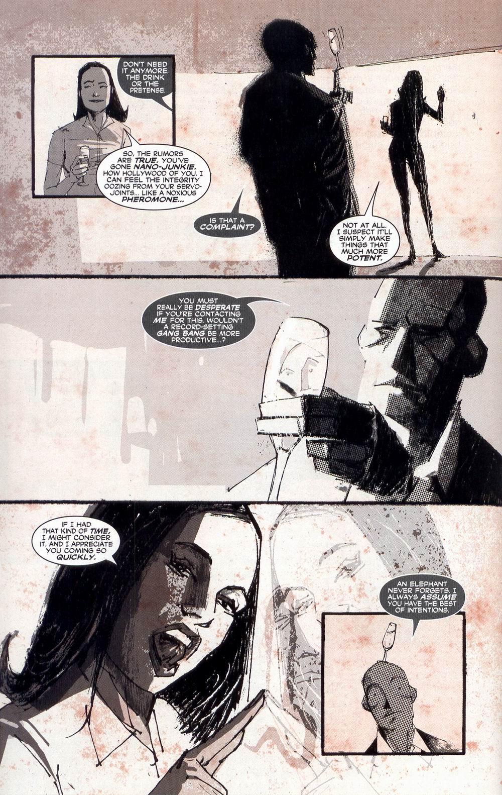 Read online Automatic Kafka comic -  Issue #6 - 11