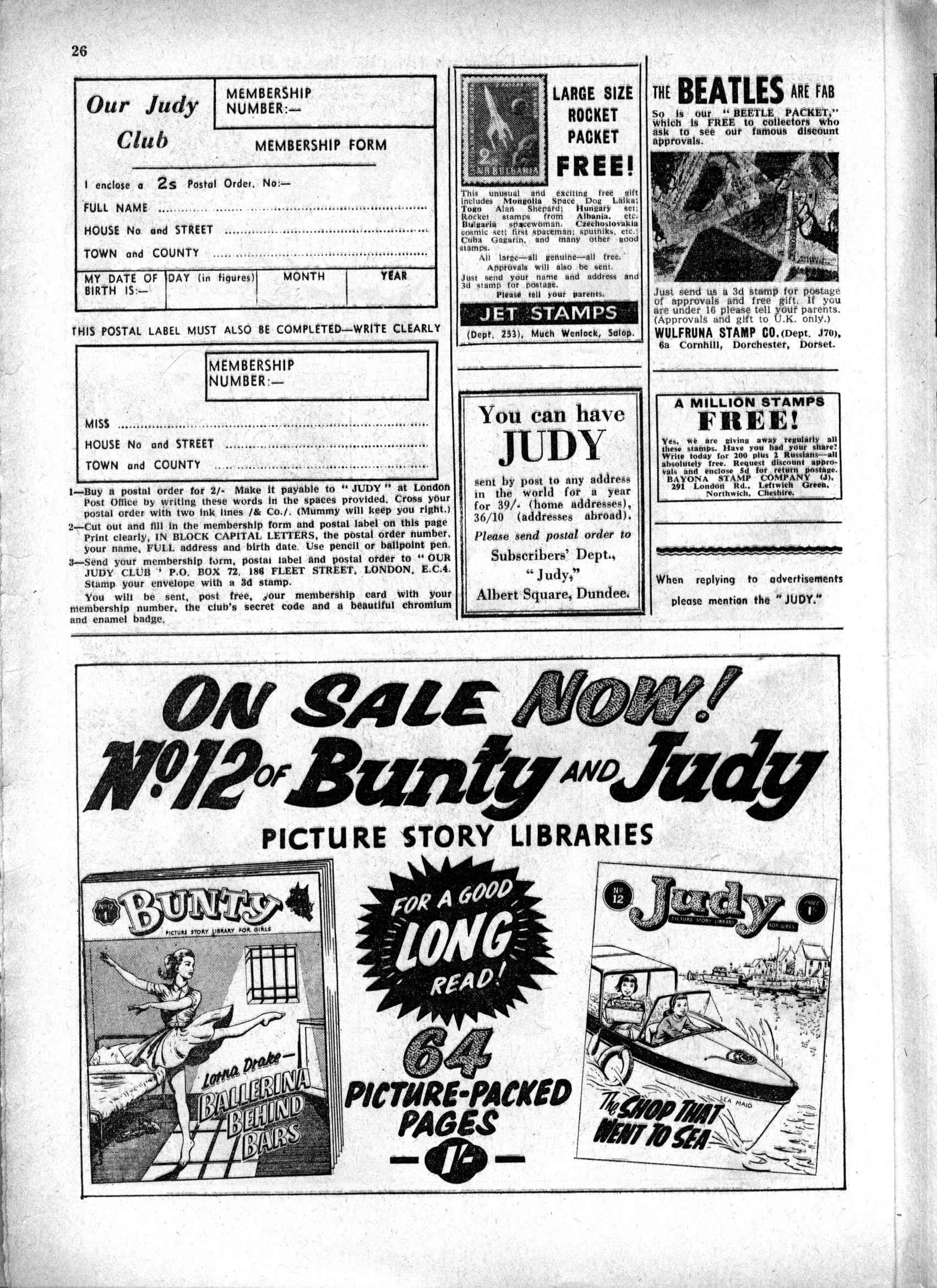 Read online Judy comic -  Issue #224 - 26