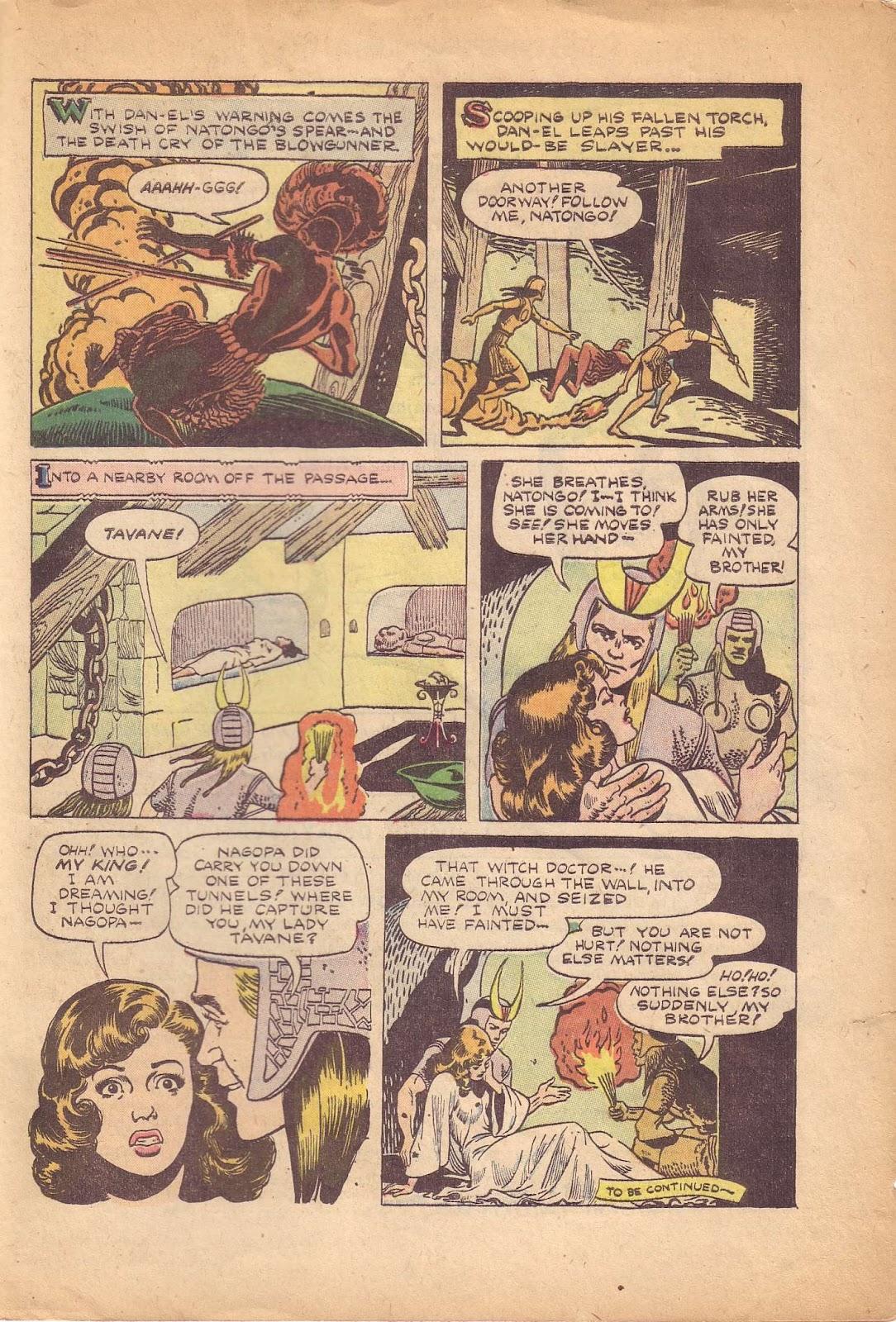 Tarzan (1948) issue 50 - Page 49