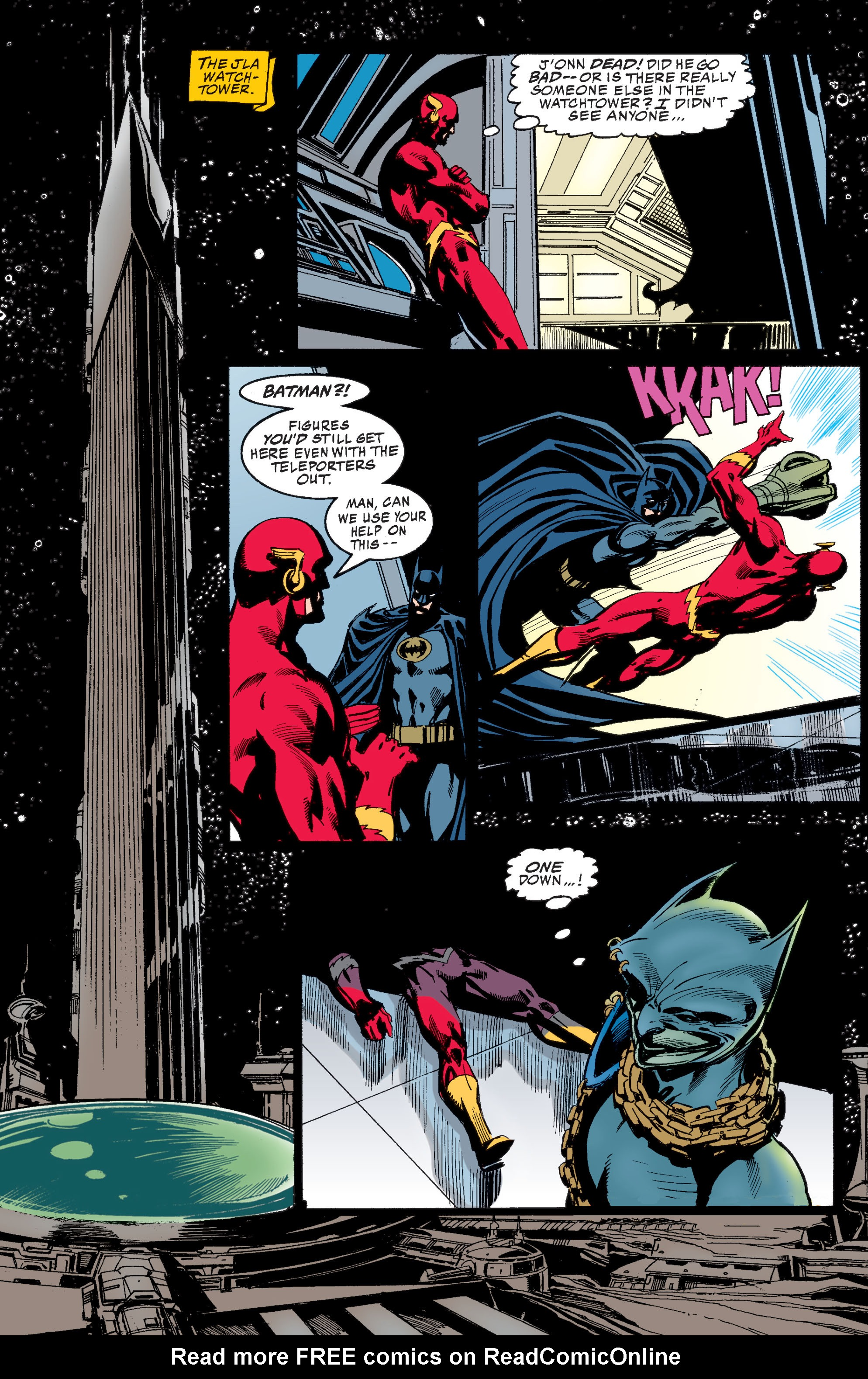 Read online Martian Manhunter: Son of Mars comic -  Issue # TPB - 211