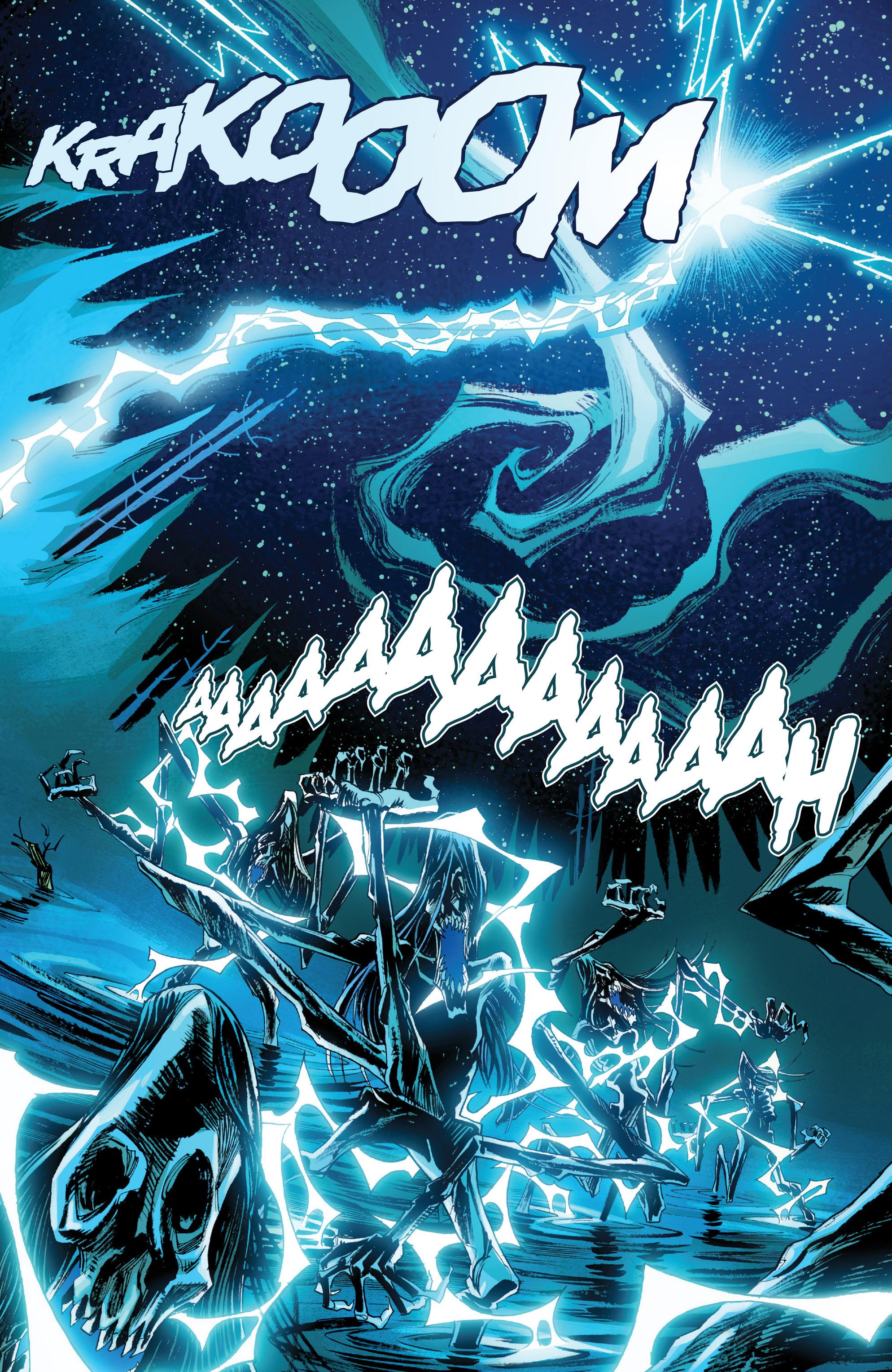 Read online Sleepy Hollow (2014) comic -  Issue #1 - 20