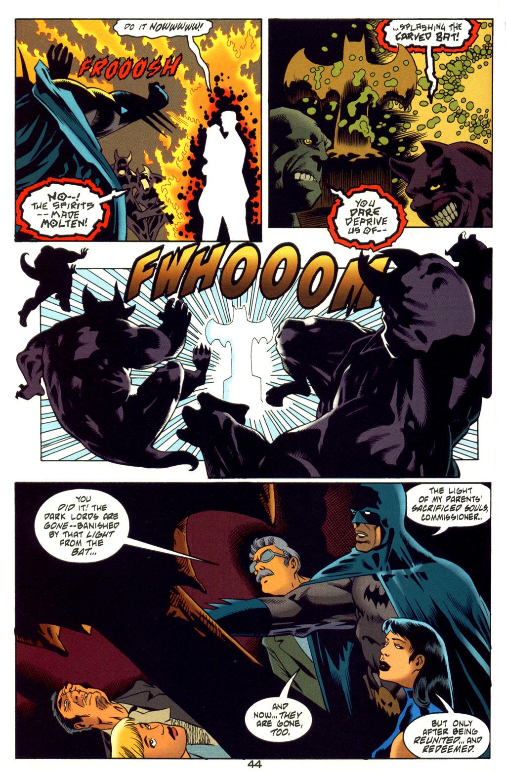 Read online Batman: Haunted Gotham comic -  Issue #4 - 44