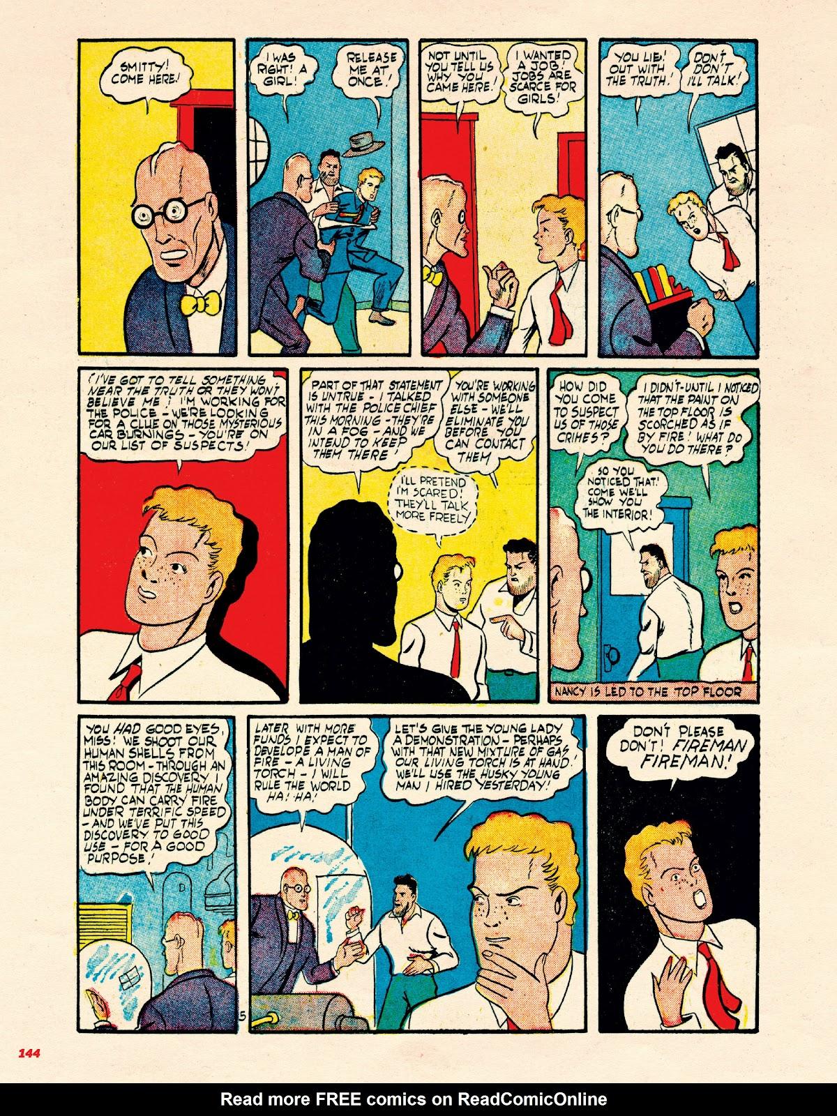 Read online Super Weird Heroes comic -  Issue # TPB 1 (Part 2) - 44
