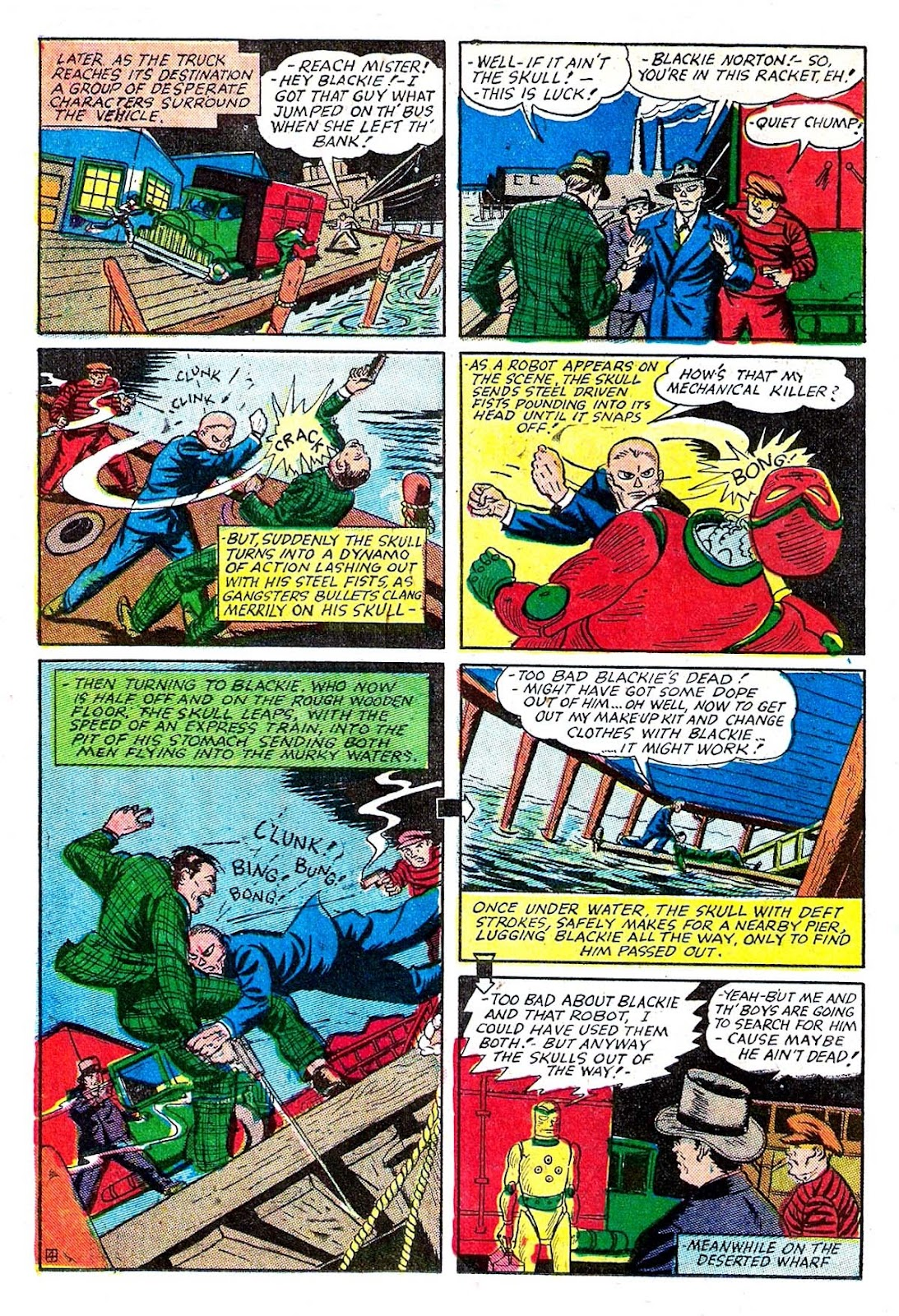 Amazing Man Comics issue 5 - Page 24