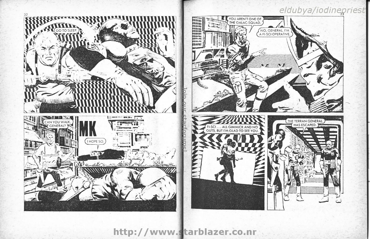 Starblazer issue 50 - Page 18