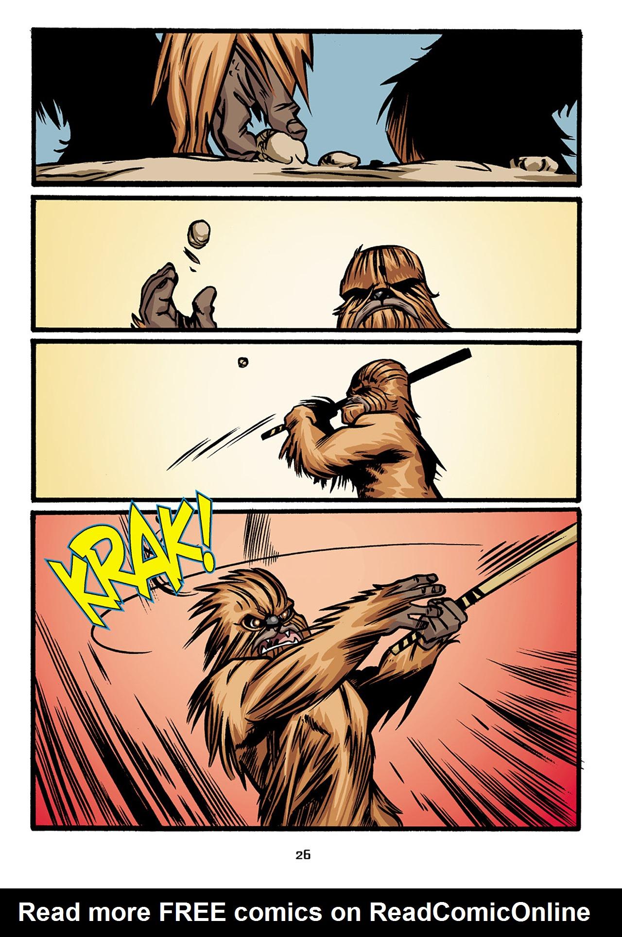 Read online Star Wars Omnibus comic -  Issue # Vol. 33 - 28