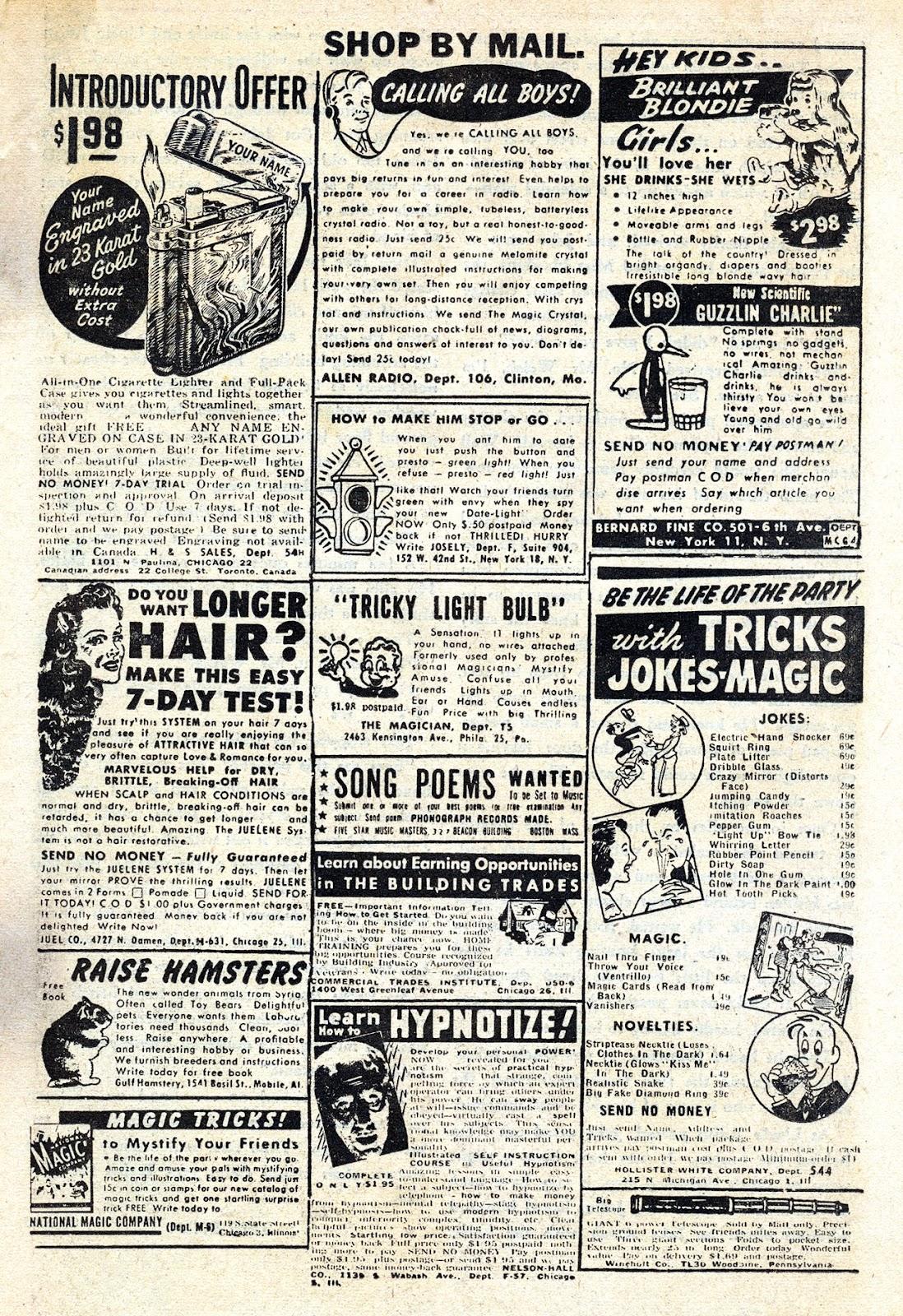 Read online Blackstone the Magician comic -  Issue #4 - 23