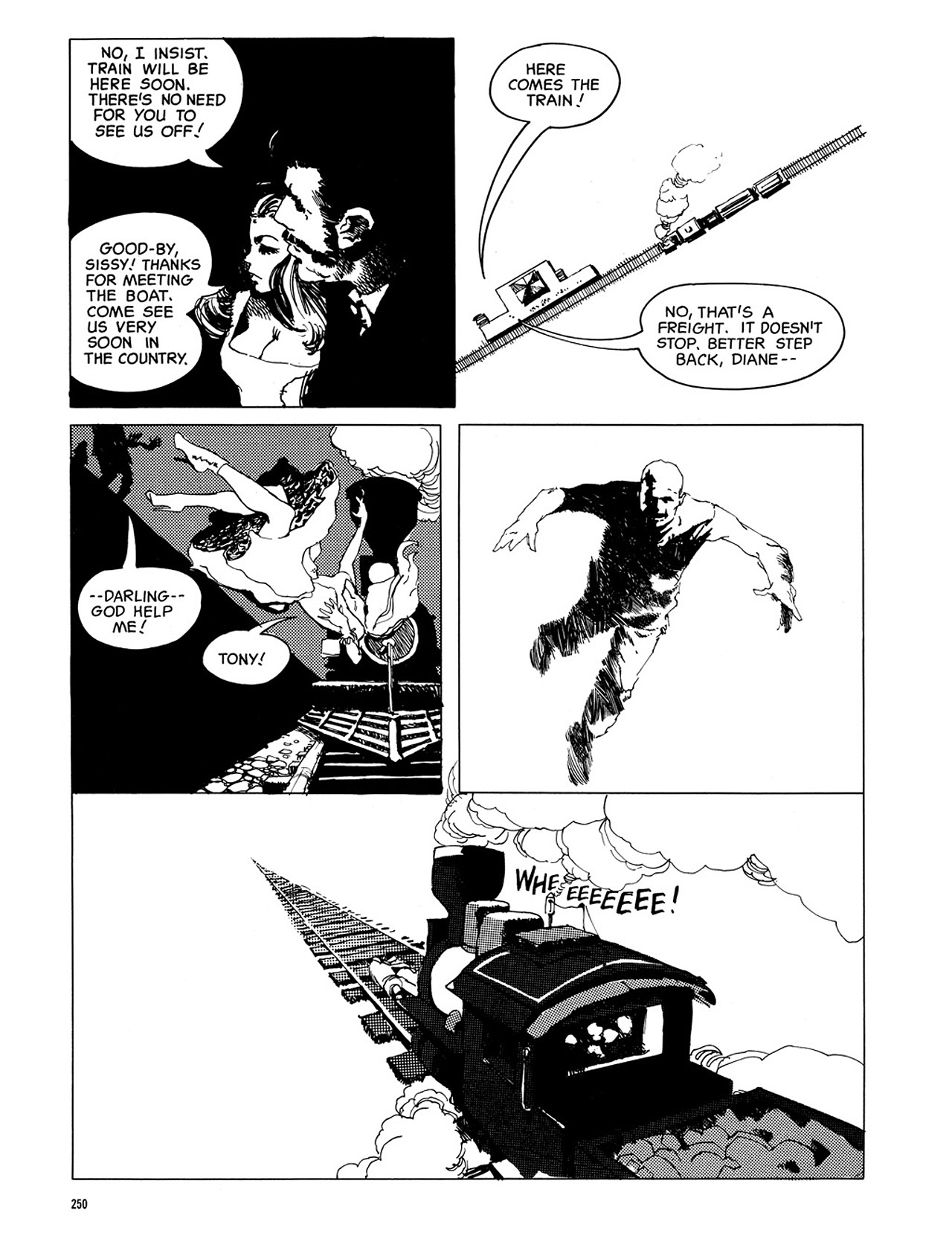 Read online Eerie Archives comic -  Issue # TPB 3 - 251