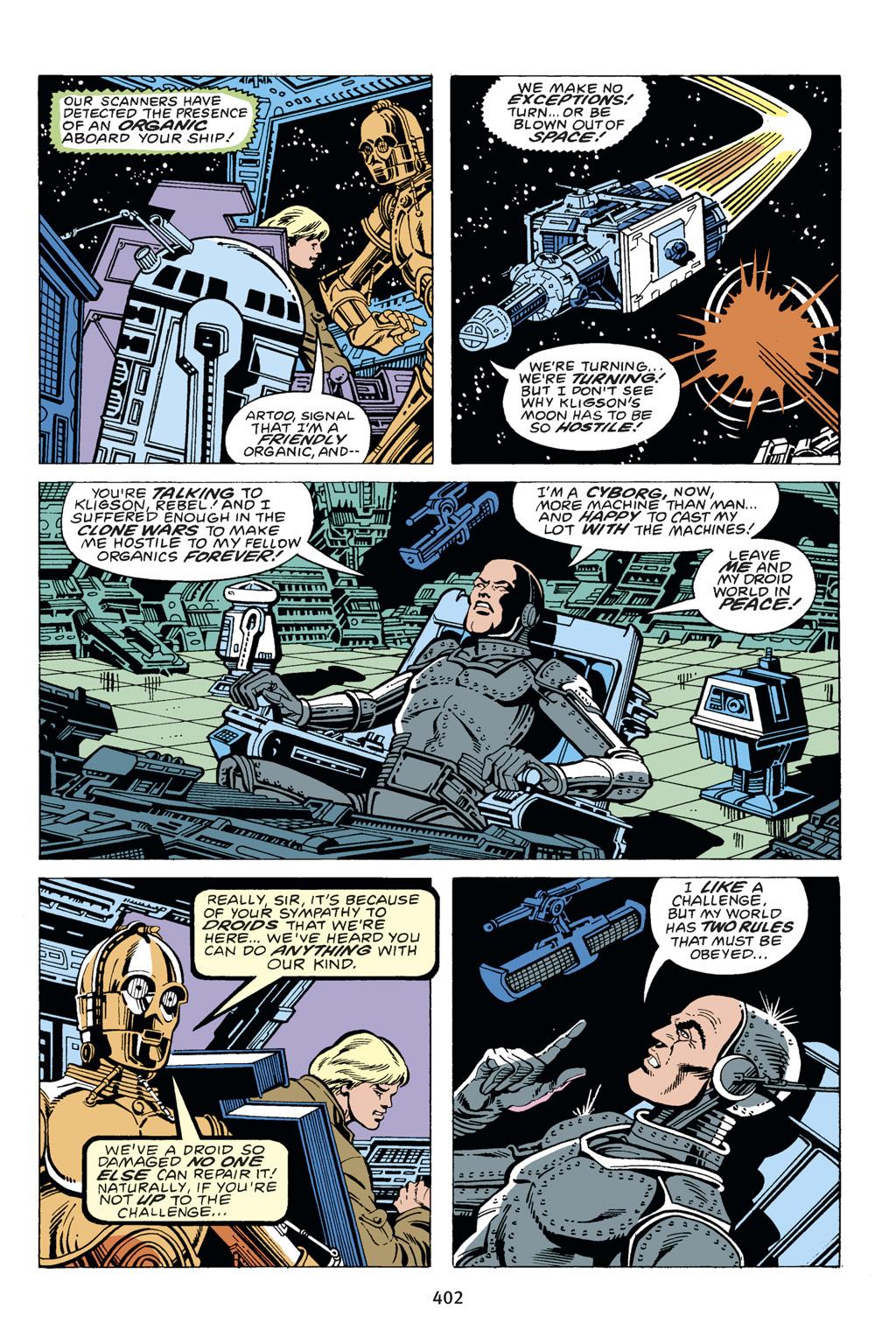 Read online Star Wars Omnibus comic -  Issue # Vol. 14 - 397