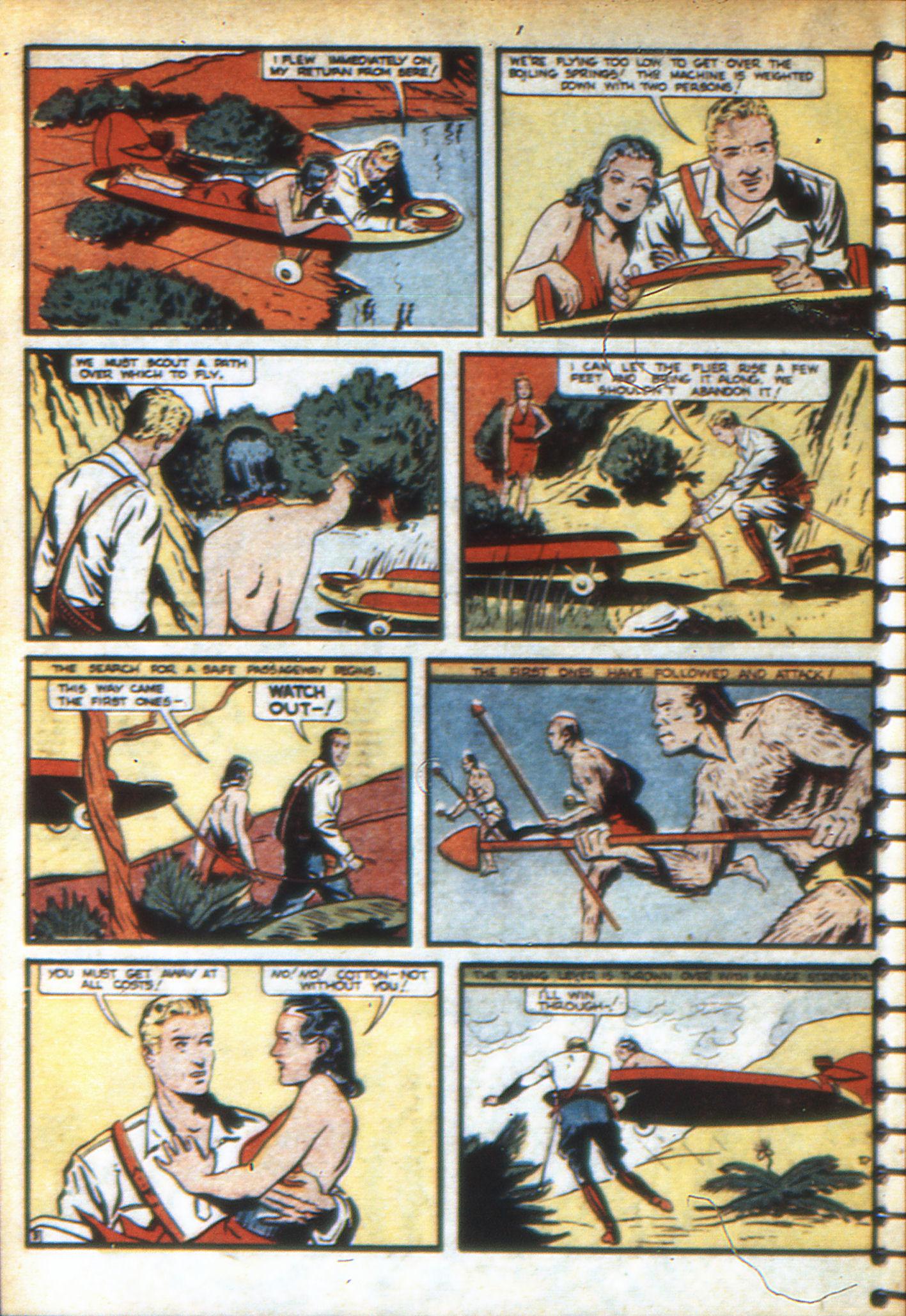 Read online Adventure Comics (1938) comic -  Issue #47 - 63
