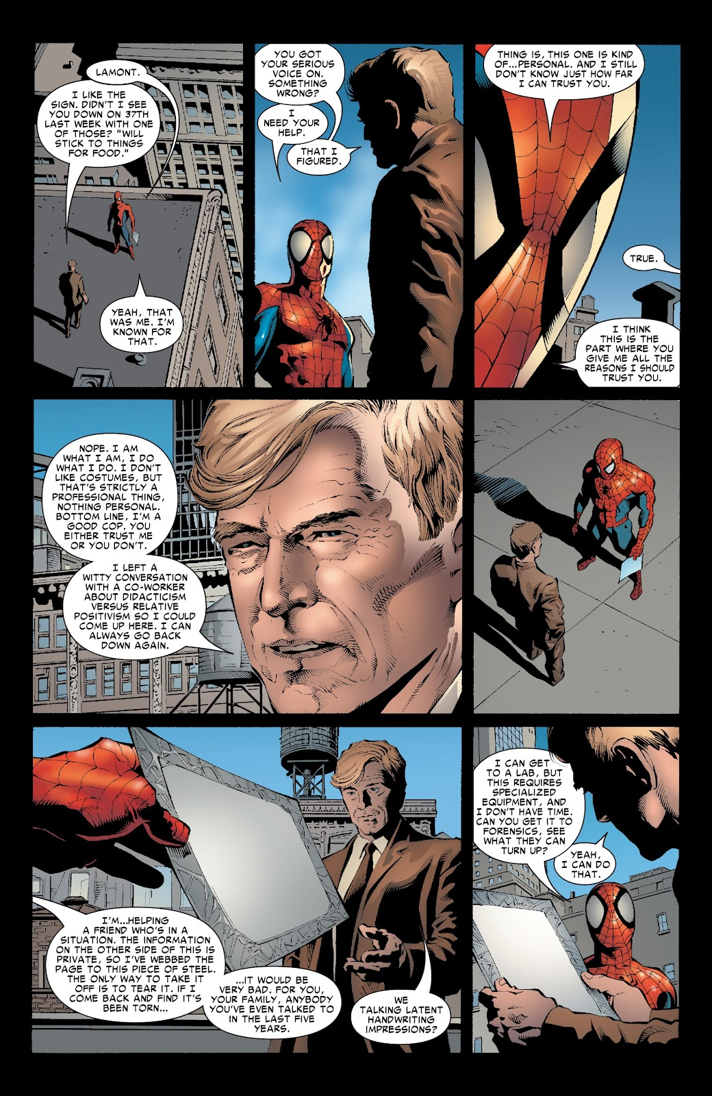 The Amazing Spider-Man by JMS Ultimate Collection issue TPB 3 (Part 2) - Page 70