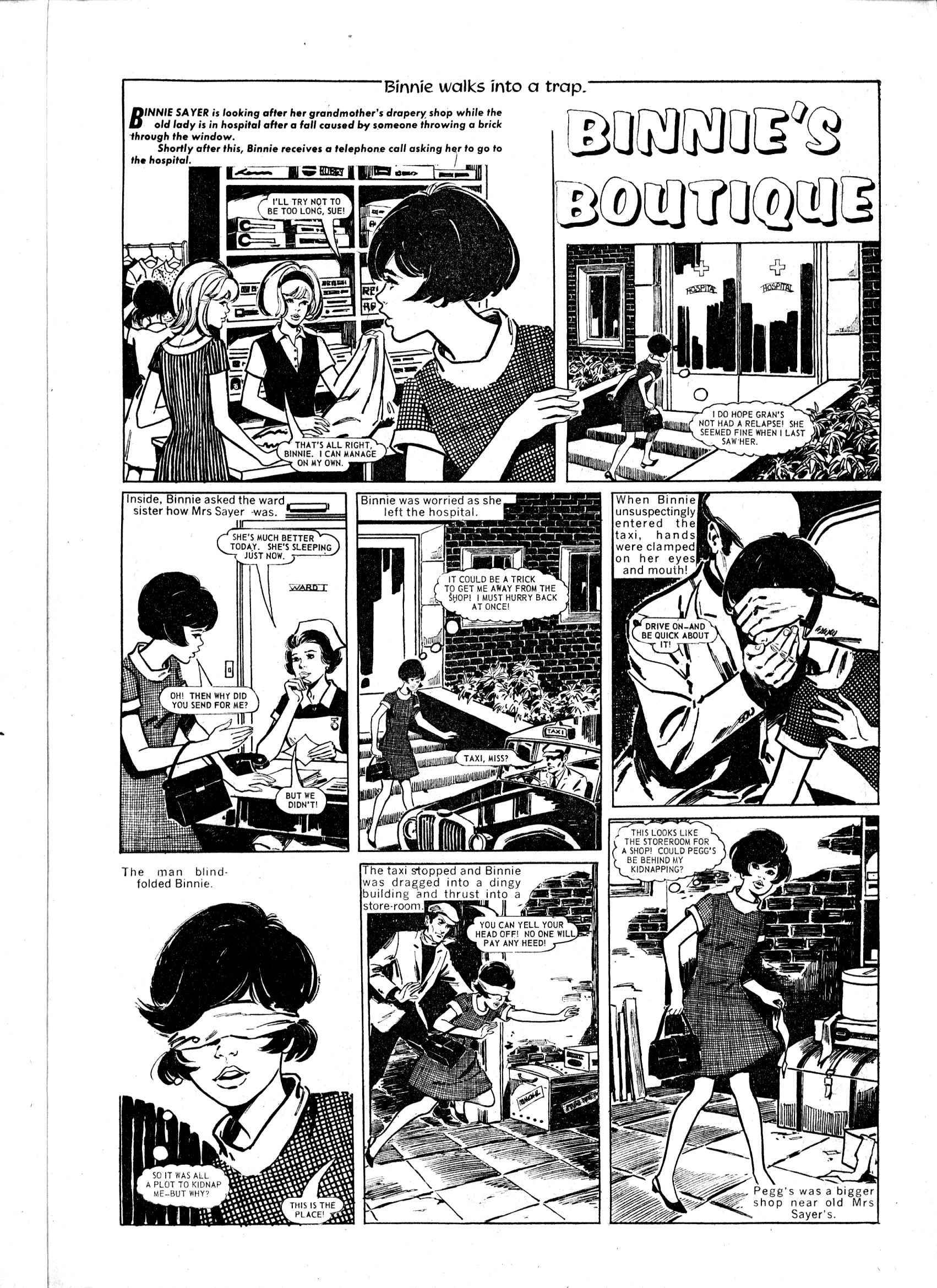Read online Judy comic -  Issue #365 - 23
