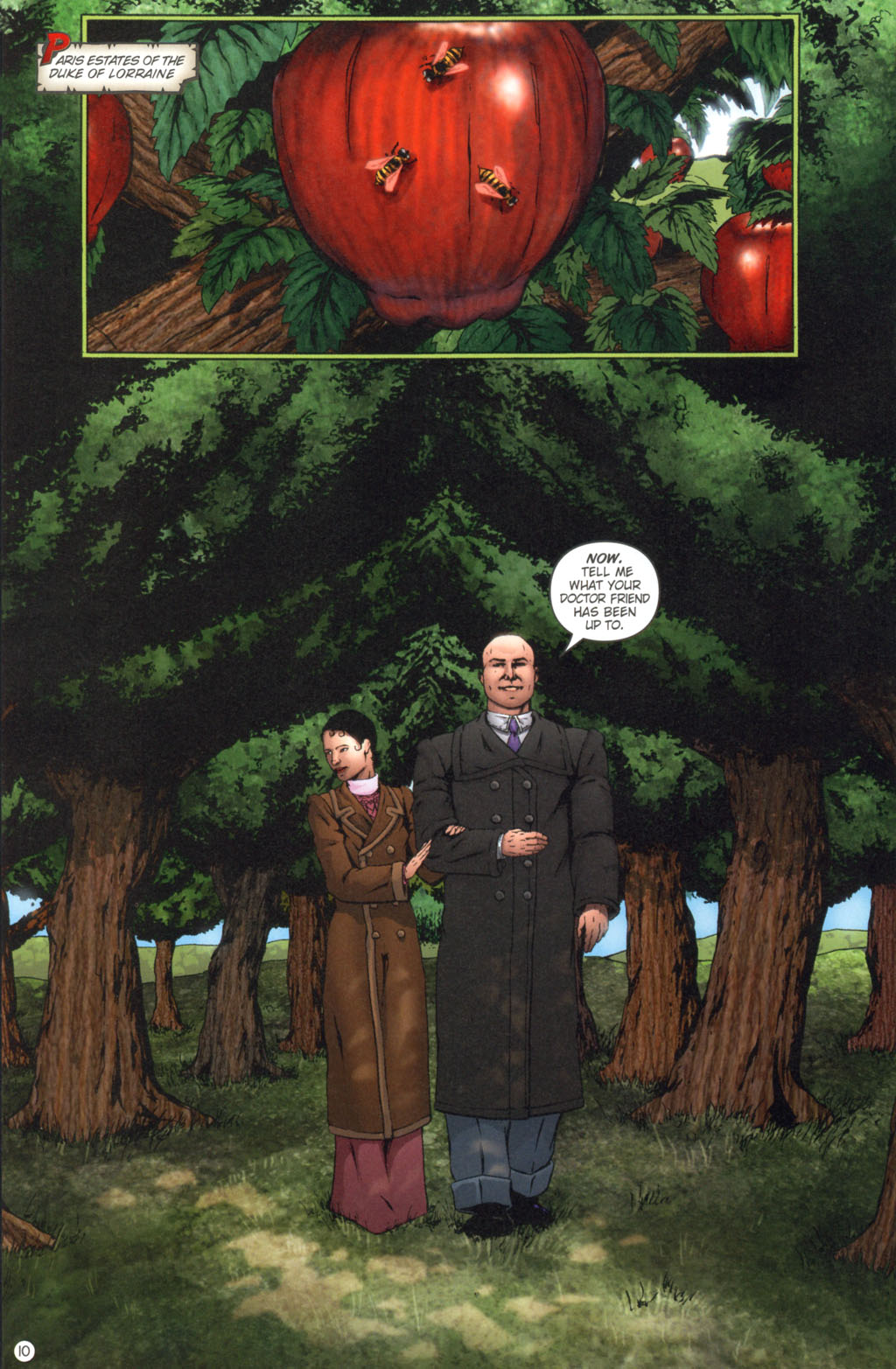 Read online Rex Mundi comic -  Issue #11 - 14