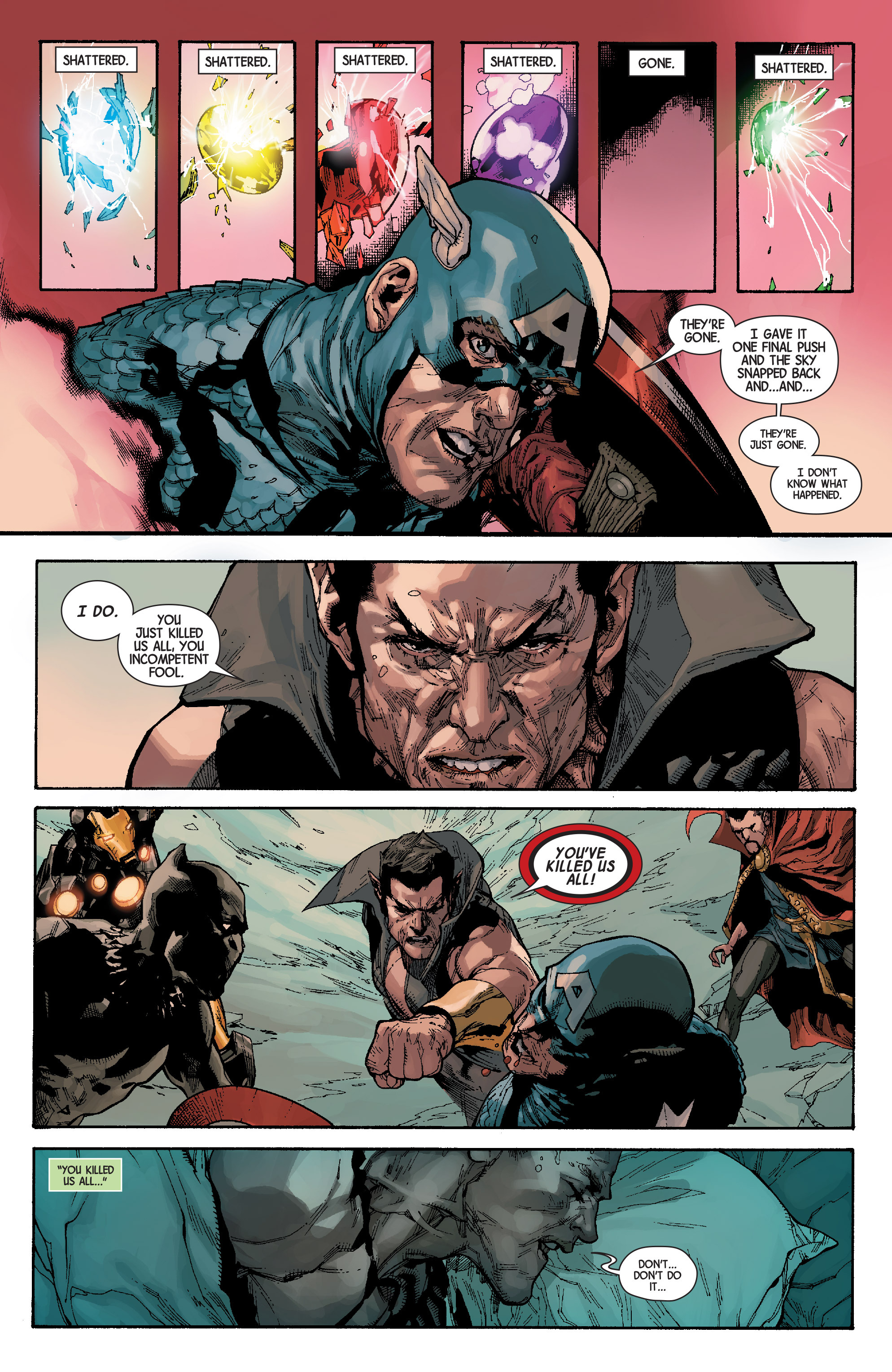 Read online Avengers (2013) comic -  Issue #Avengers (2013) _TPB 6 - 11