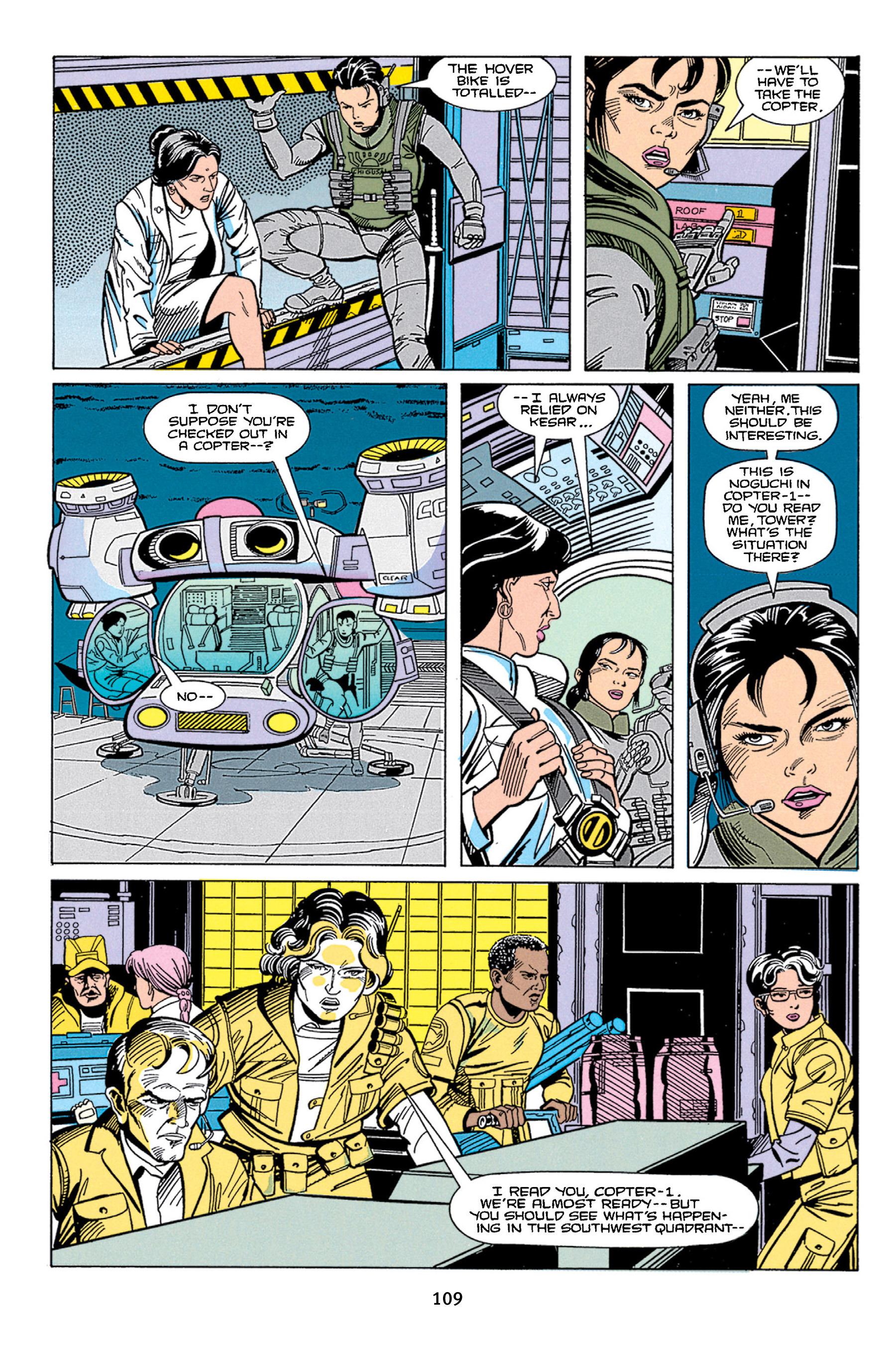 Read online Aliens vs. Predator Omnibus comic -  Issue # _TPB 1 Part 2 - 8