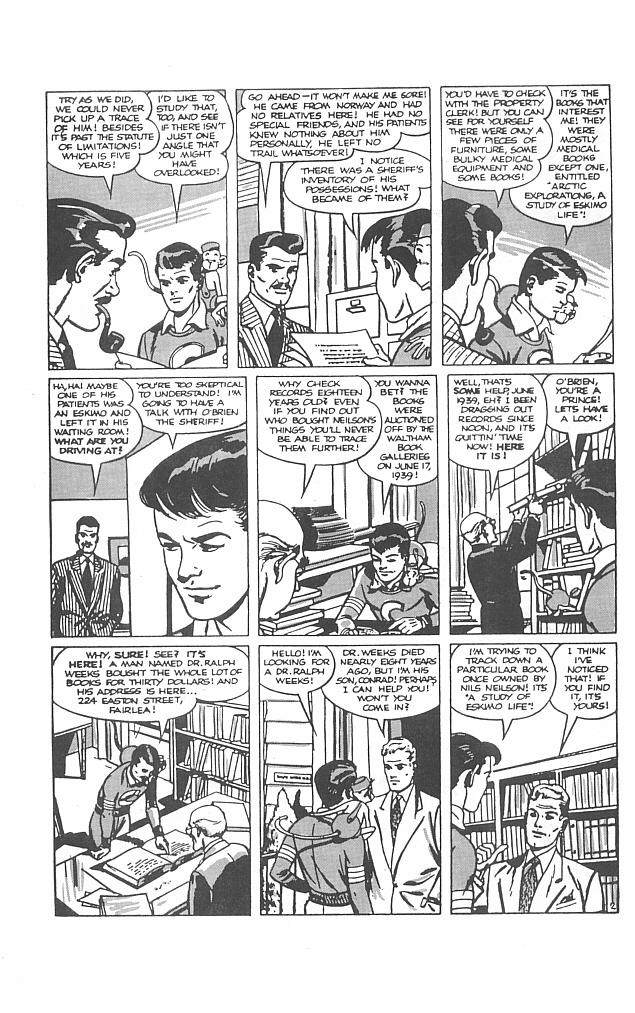 Read online Men of Mystery Comics comic -  Issue #27 - 30