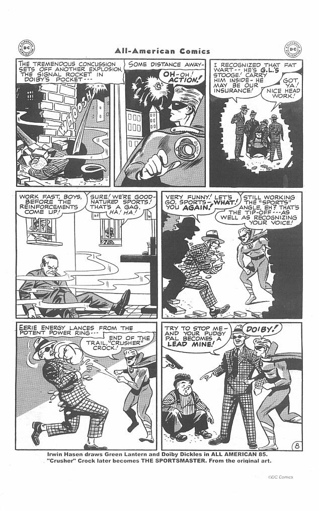 Read online Men of Mystery Comics comic -  Issue #25 - 19