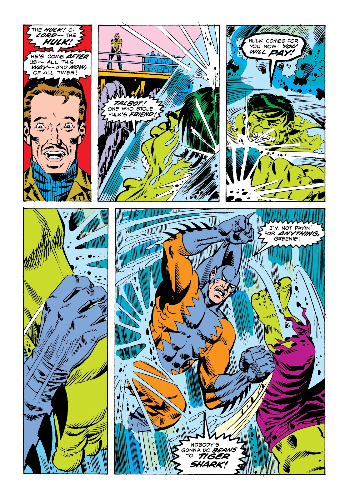 Read online Marvel Masterworks: The Incredible Hulk comic -  Issue # TPB 9 (Part 1) - 82