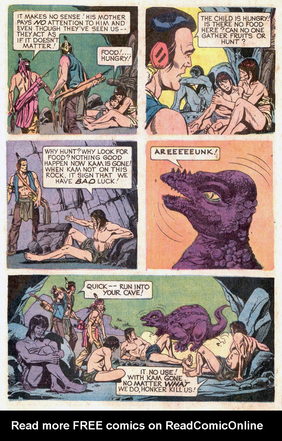 Read online Turok, Son of Stone comic -  Issue #92 - 24