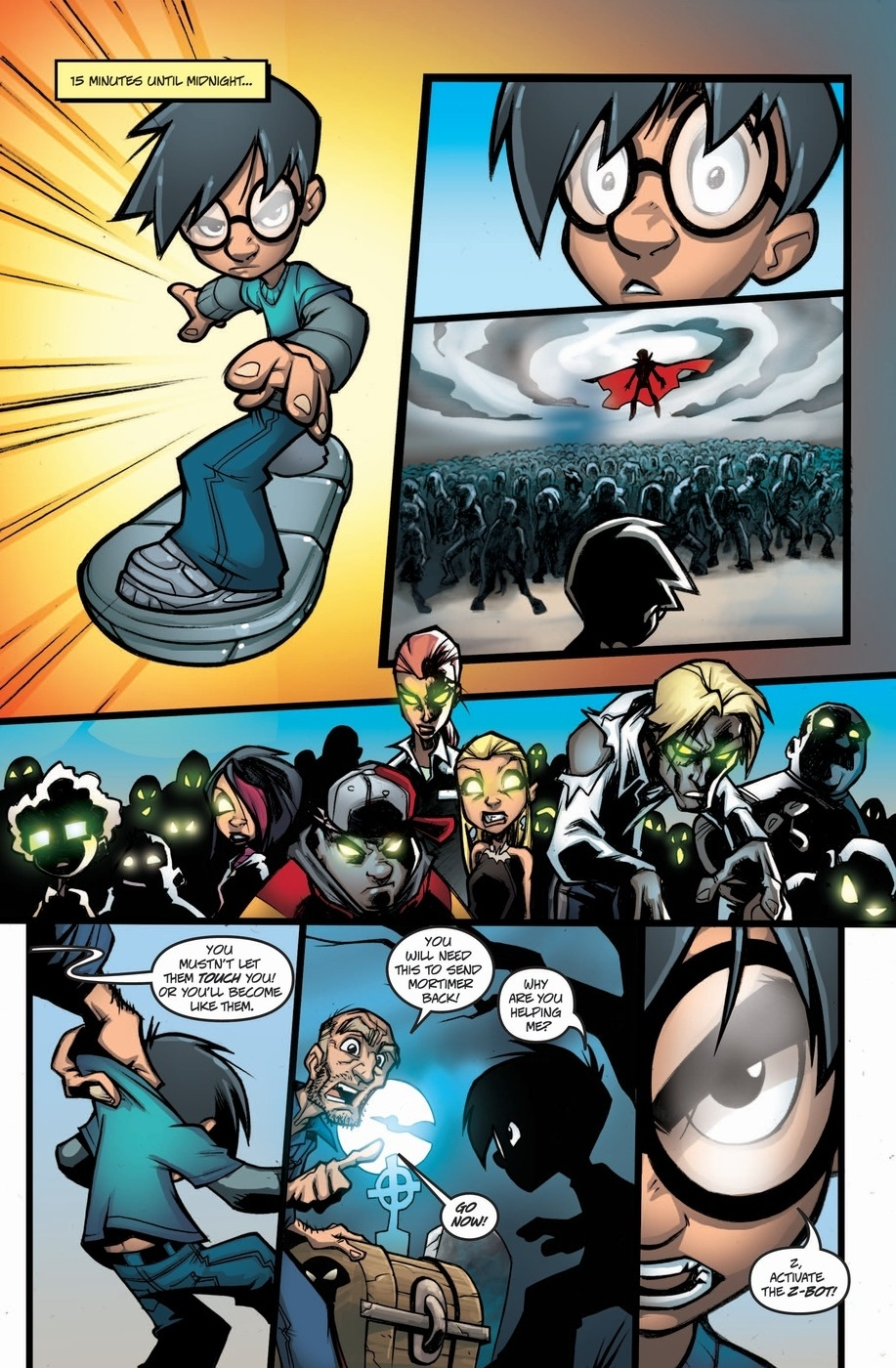 Read online Ralph Filmore comic -  Issue # Full - 53