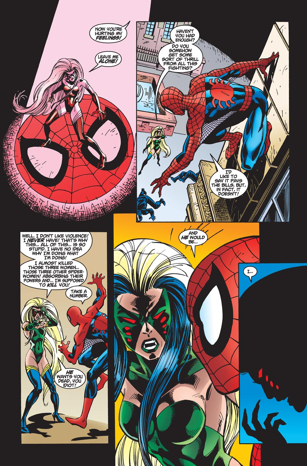 The Amazing Spider-Man (1999) 6 Page 10