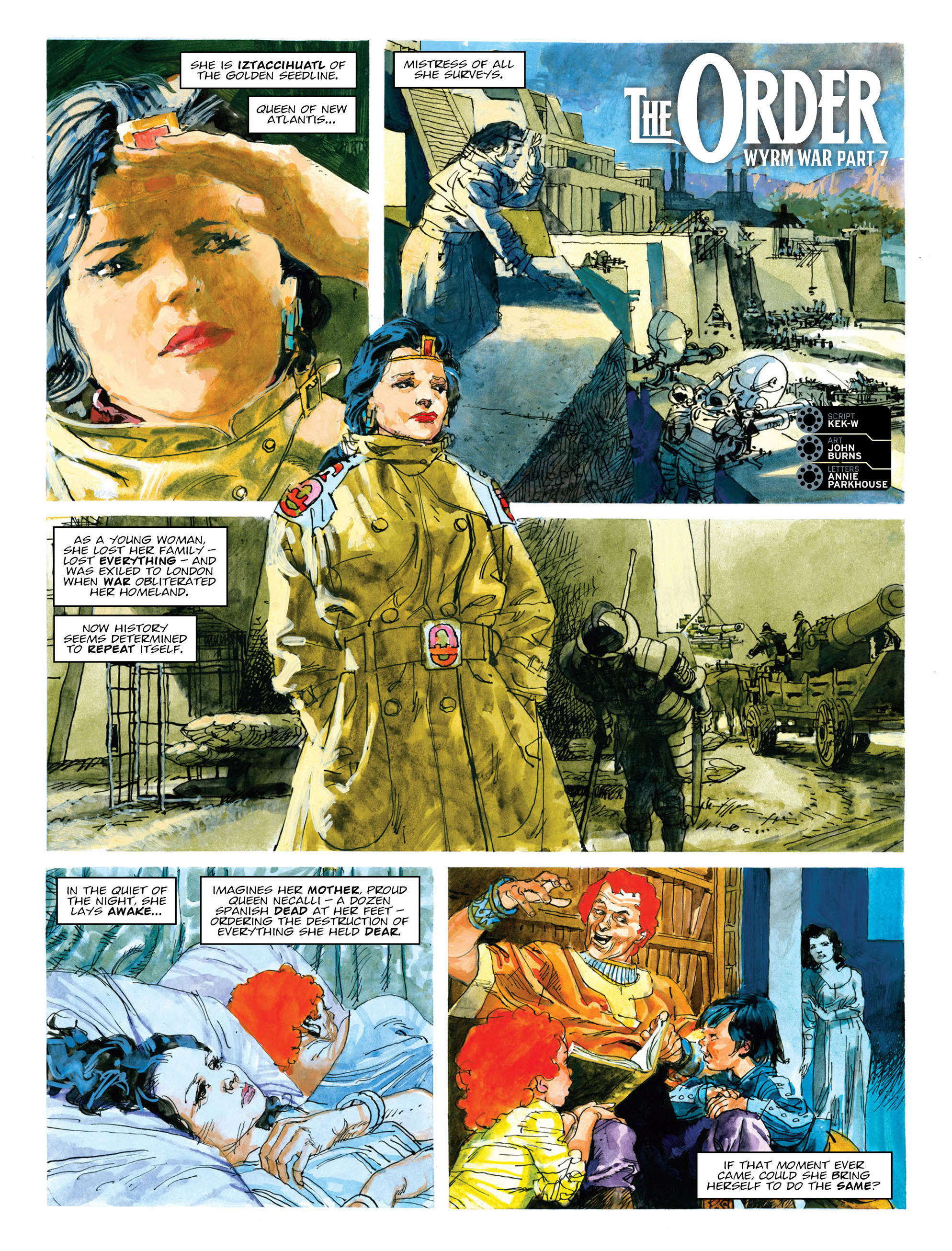 Read online 2000 AD comic -  Issue #2017 - 16