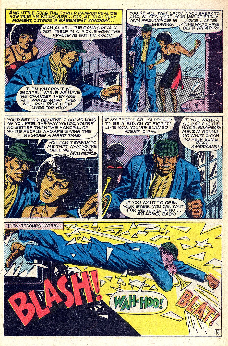 Read online Sgt. Fury comic -  Issue #56 - 23