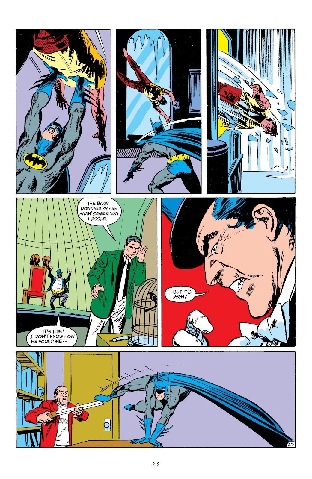 Read online Detective Comics (1937) comic -  Issue # _TPB Batman - The Dark Knight Detective 2 (Part 3) - 21