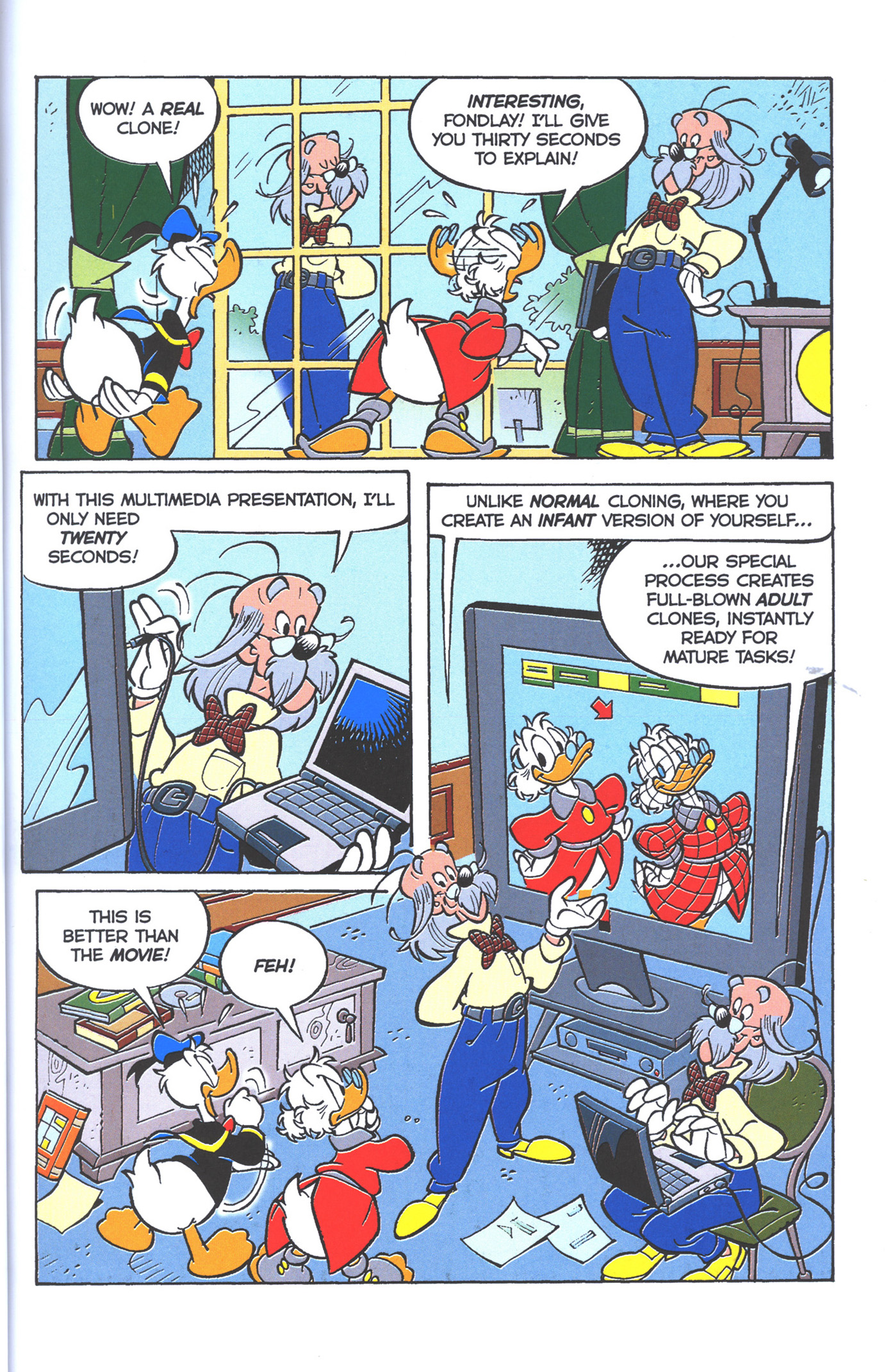 Read online Uncle Scrooge (1953) comic -  Issue #368 - 5