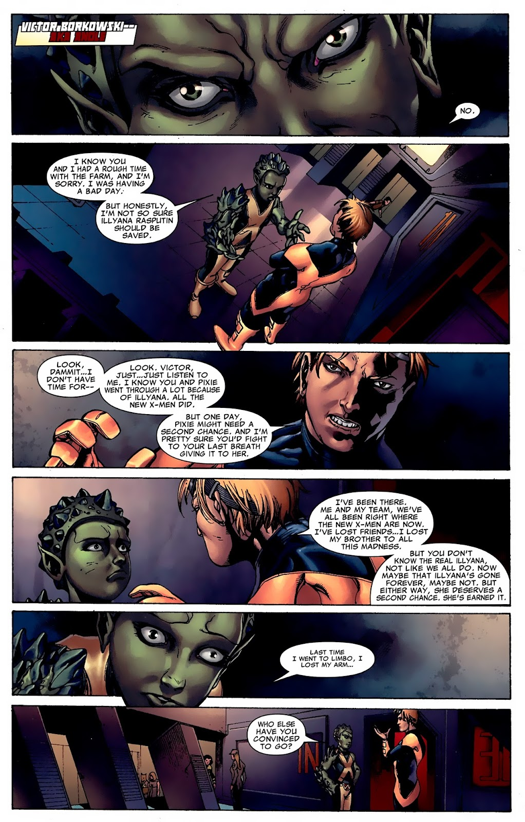 Read online X-Men: Second Coming Revelations comic -  Issue # TPB (Part 1) - 78