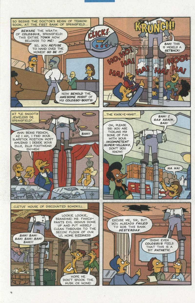 Read online Simpsons Comics comic -  Issue #67 - 31