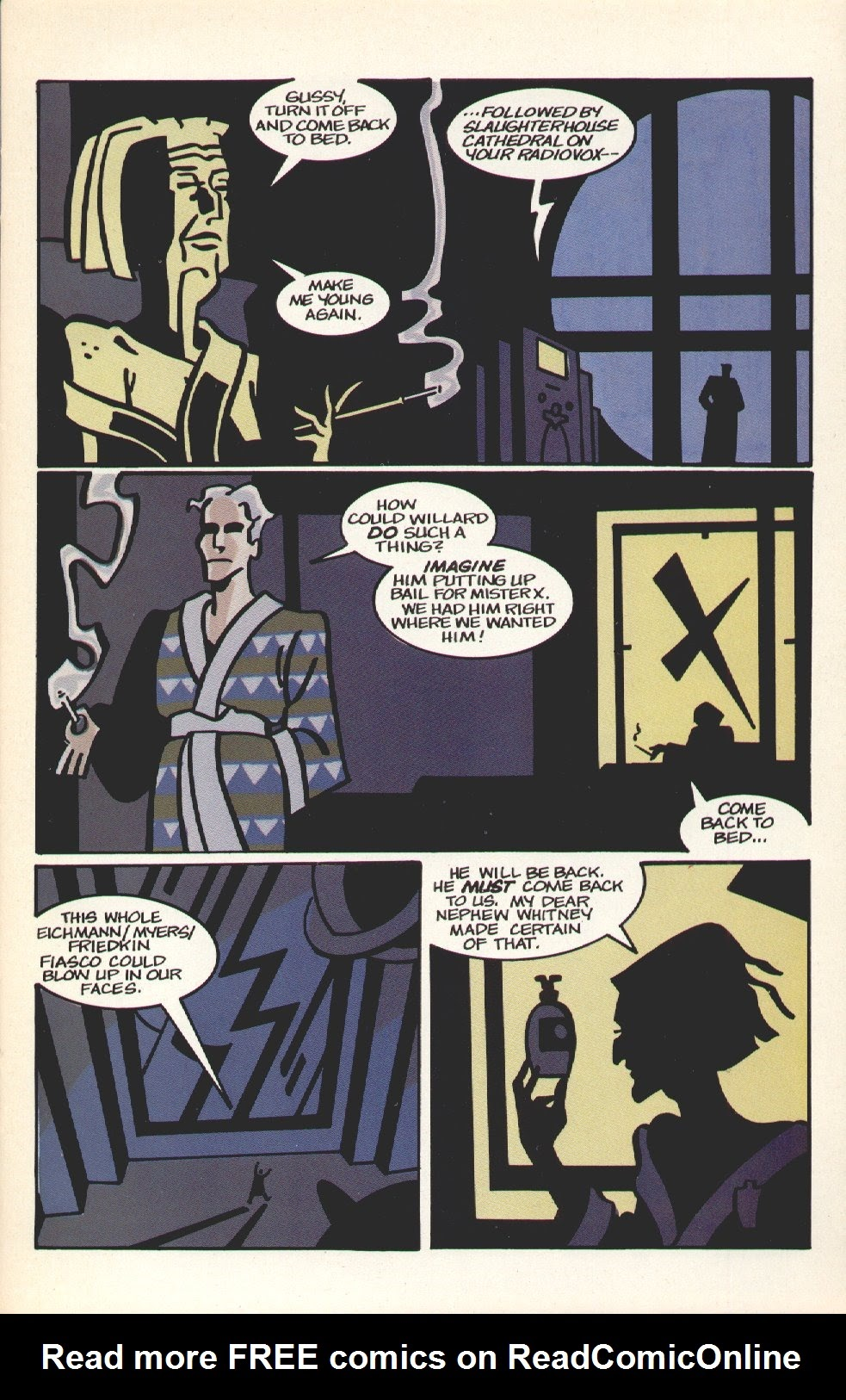 Mister X issue 11 - Page 9