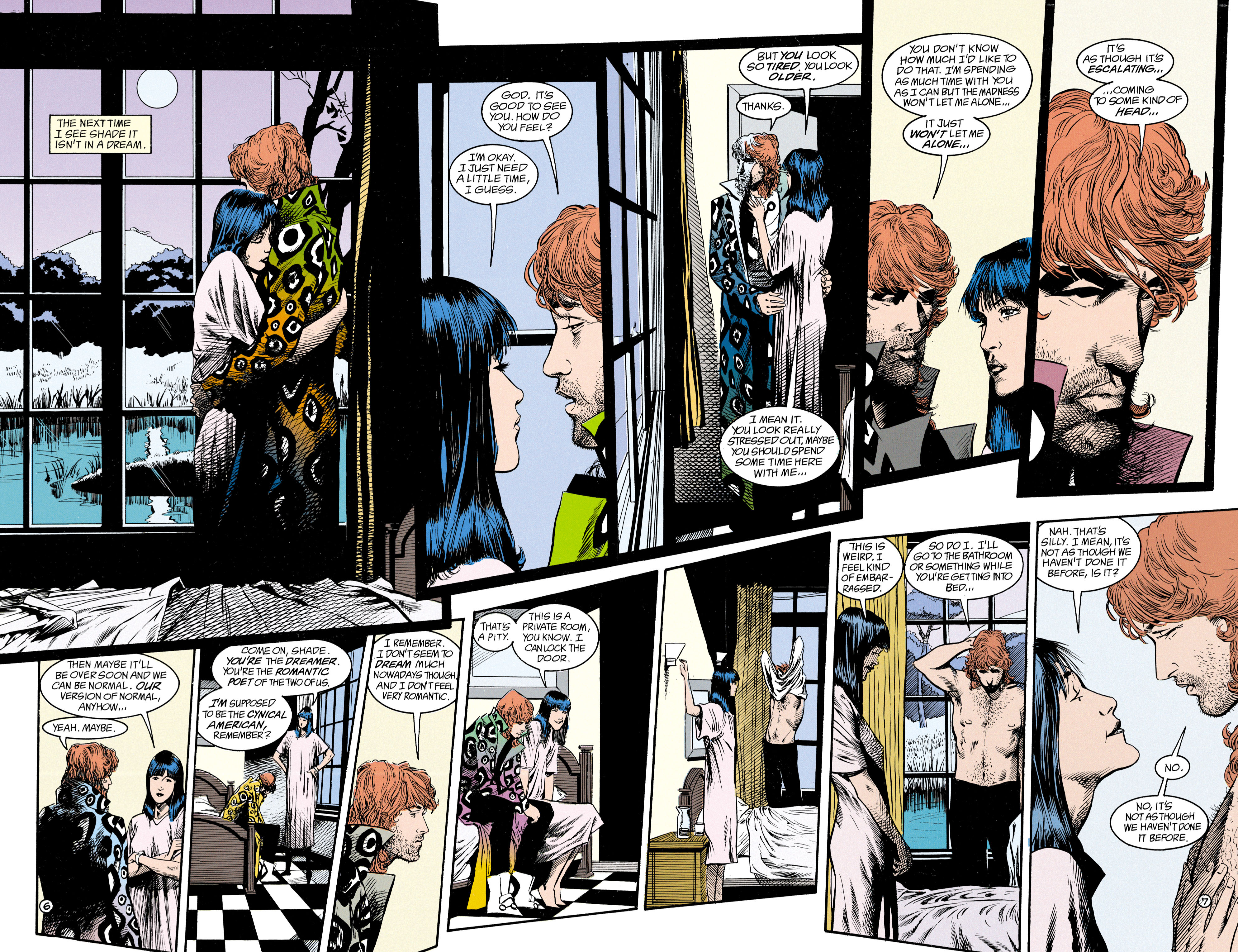 Read online Shade, the Changing Man comic -  Issue #15 - 5