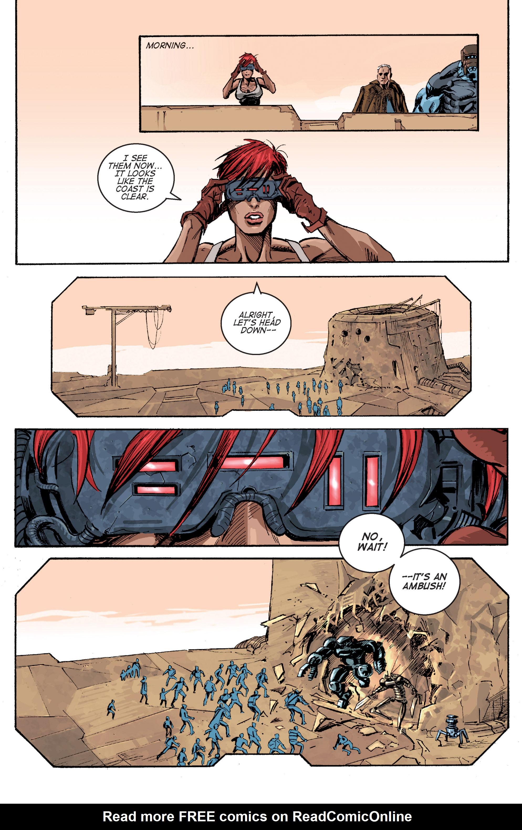 Read online Planetoid comic -  Issue # TPB - 67