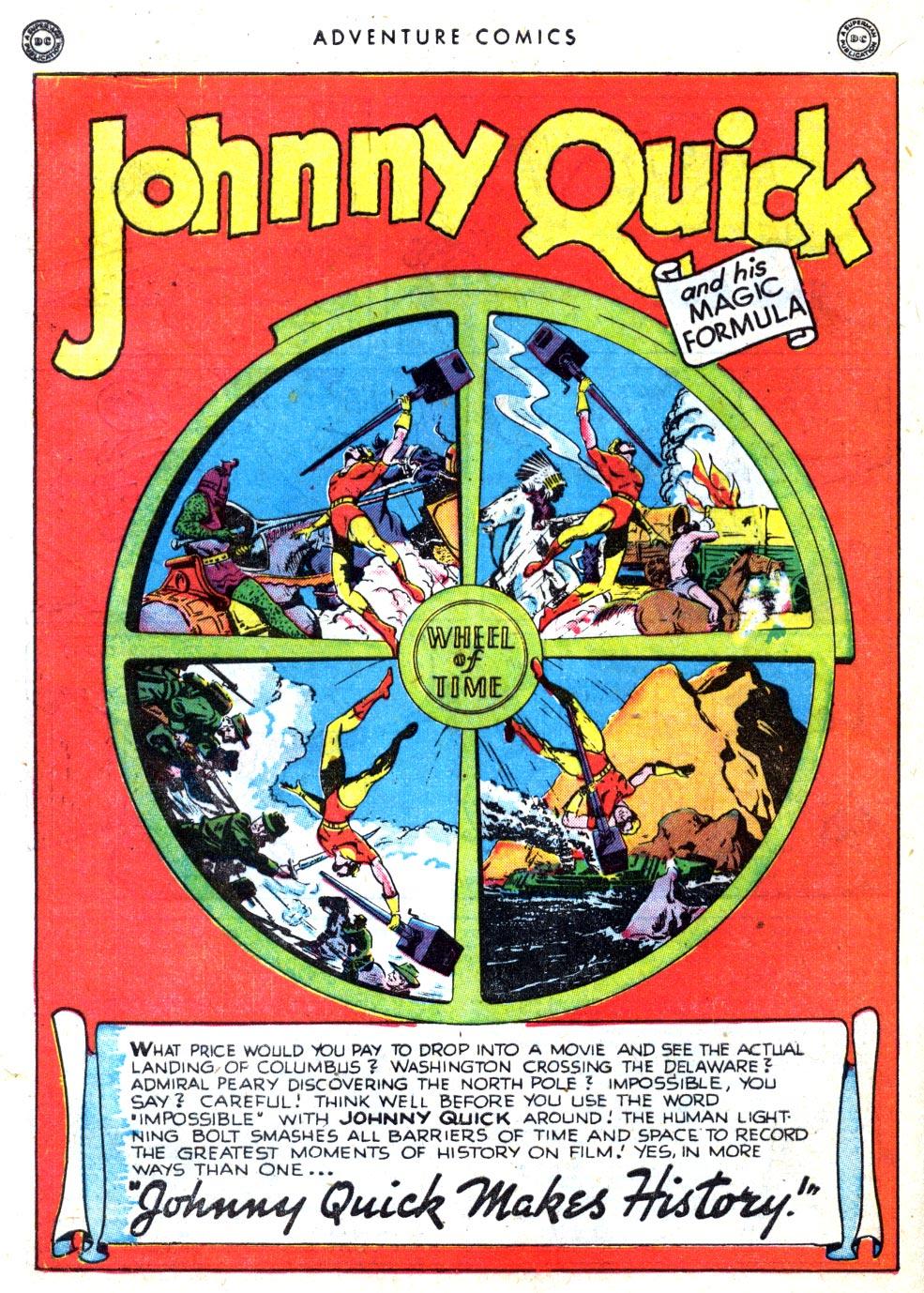 Read online Adventure Comics (1938) comic -  Issue #137 - 42