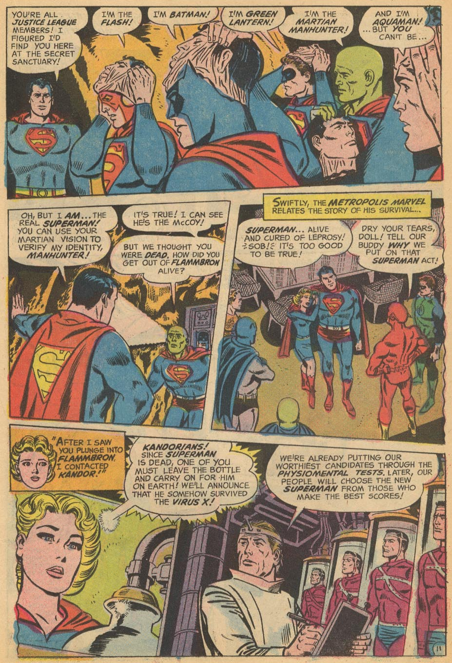 Read online Action Comics (1938) comic -  Issue #366 - 15
