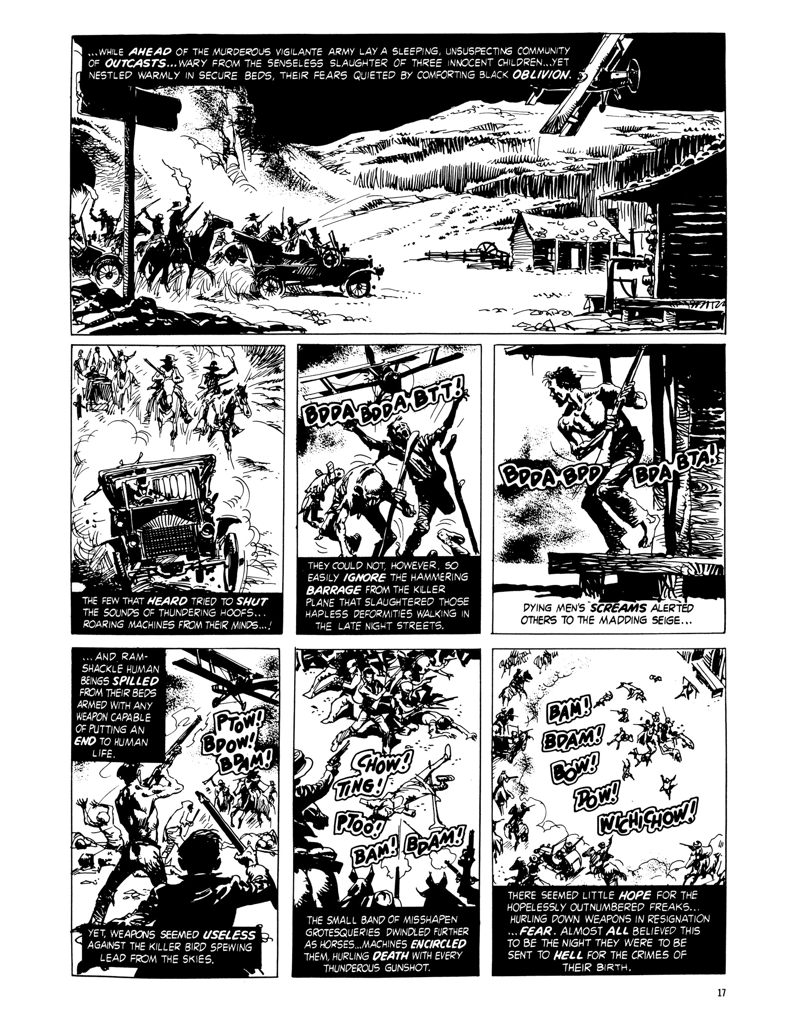 Read online Eerie Archives comic -  Issue # TPB 16 - 18