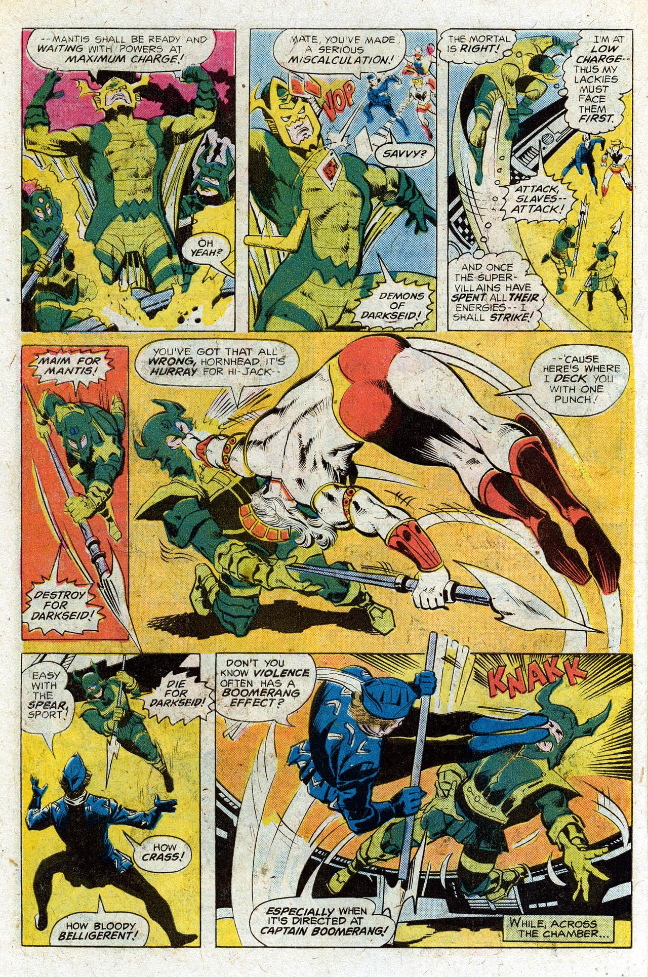 Read online Secret Society of Super-Villains comic -  Issue #3 - 25