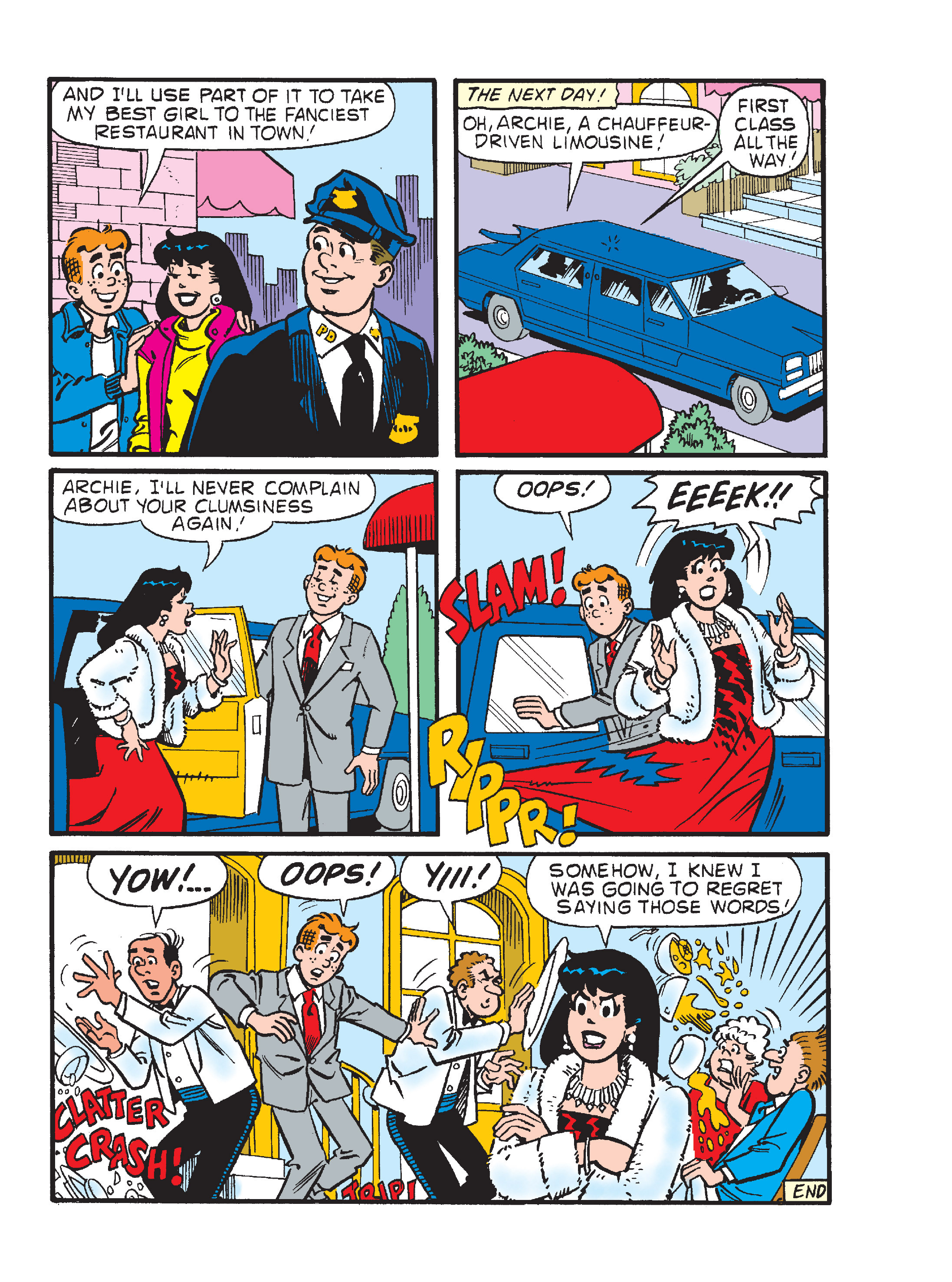 Read online Archie 1000 Page Comics Blowout! comic -  Issue # TPB (Part 4) - 99
