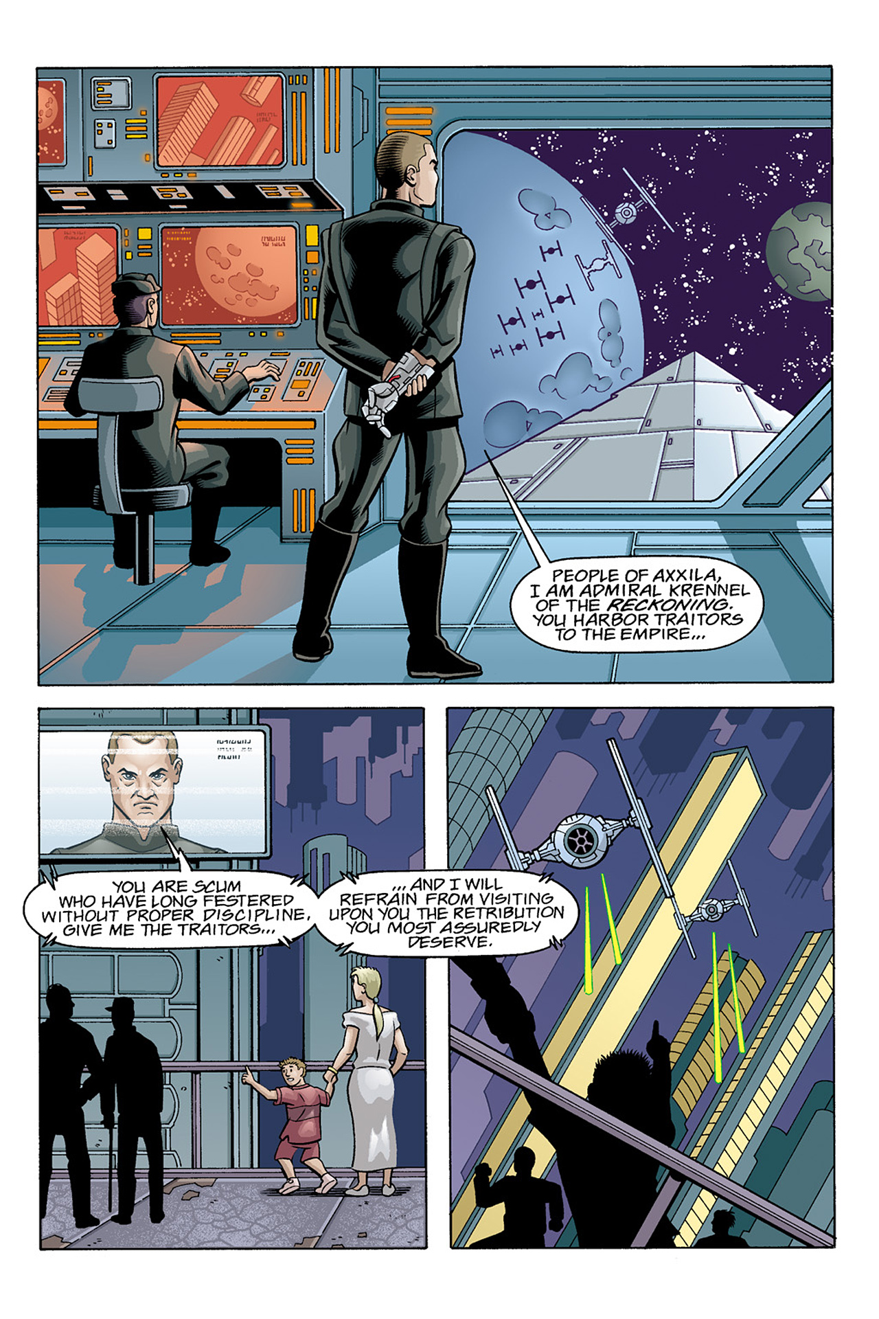 Read online Star Wars Omnibus comic -  Issue # Vol. 3 - 255