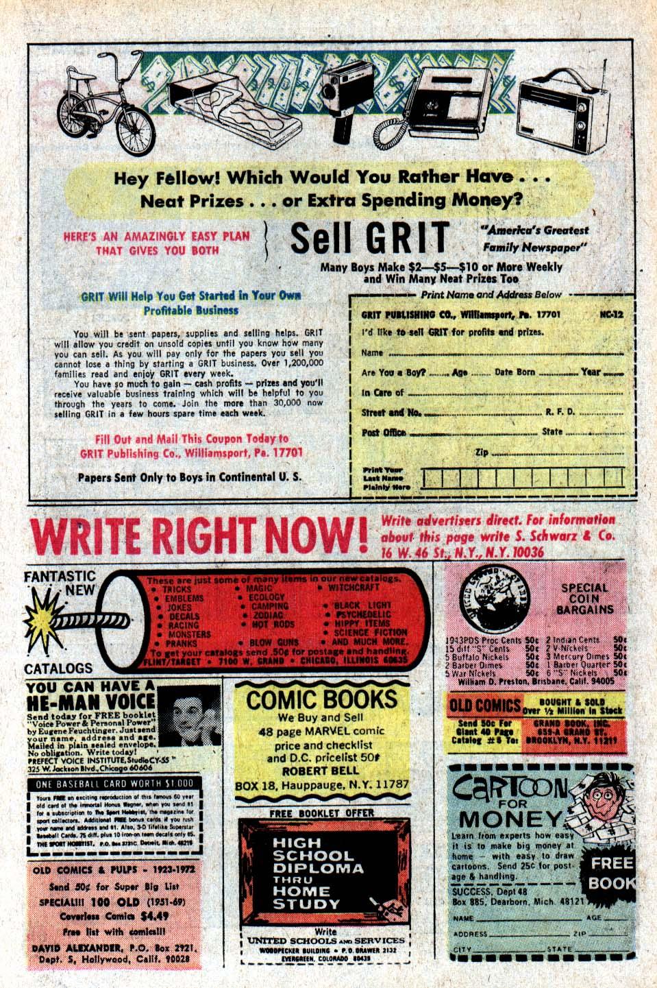 Read online Adventure Comics (1938) comic -  Issue #417 - 25