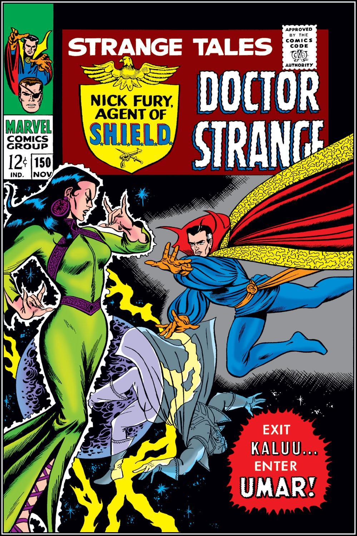 Strange Tales (1951) 150 Page 1