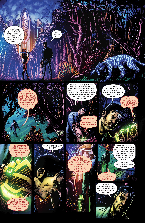 Read online Ballistic (2013) comic -  Issue #5 - 9