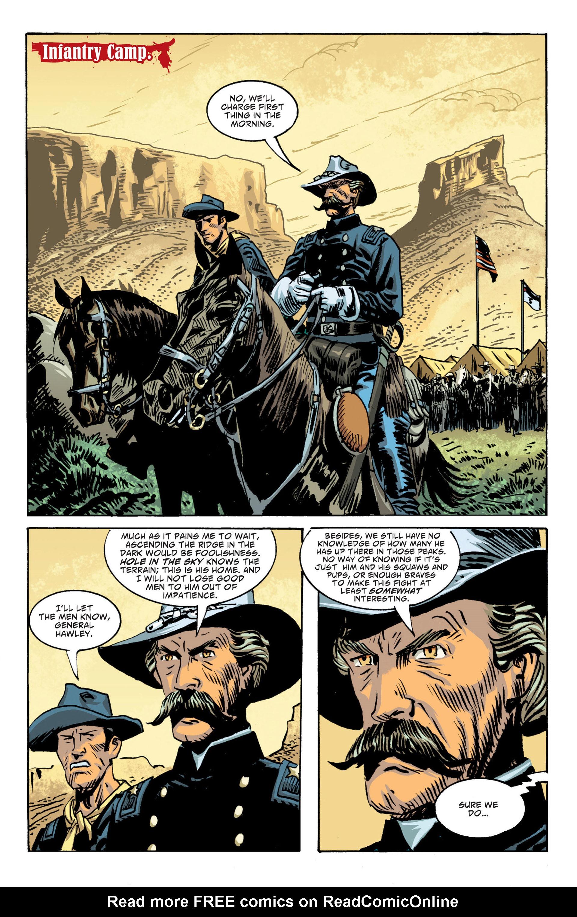 Read online American Vampire comic -  Issue #19 - 11