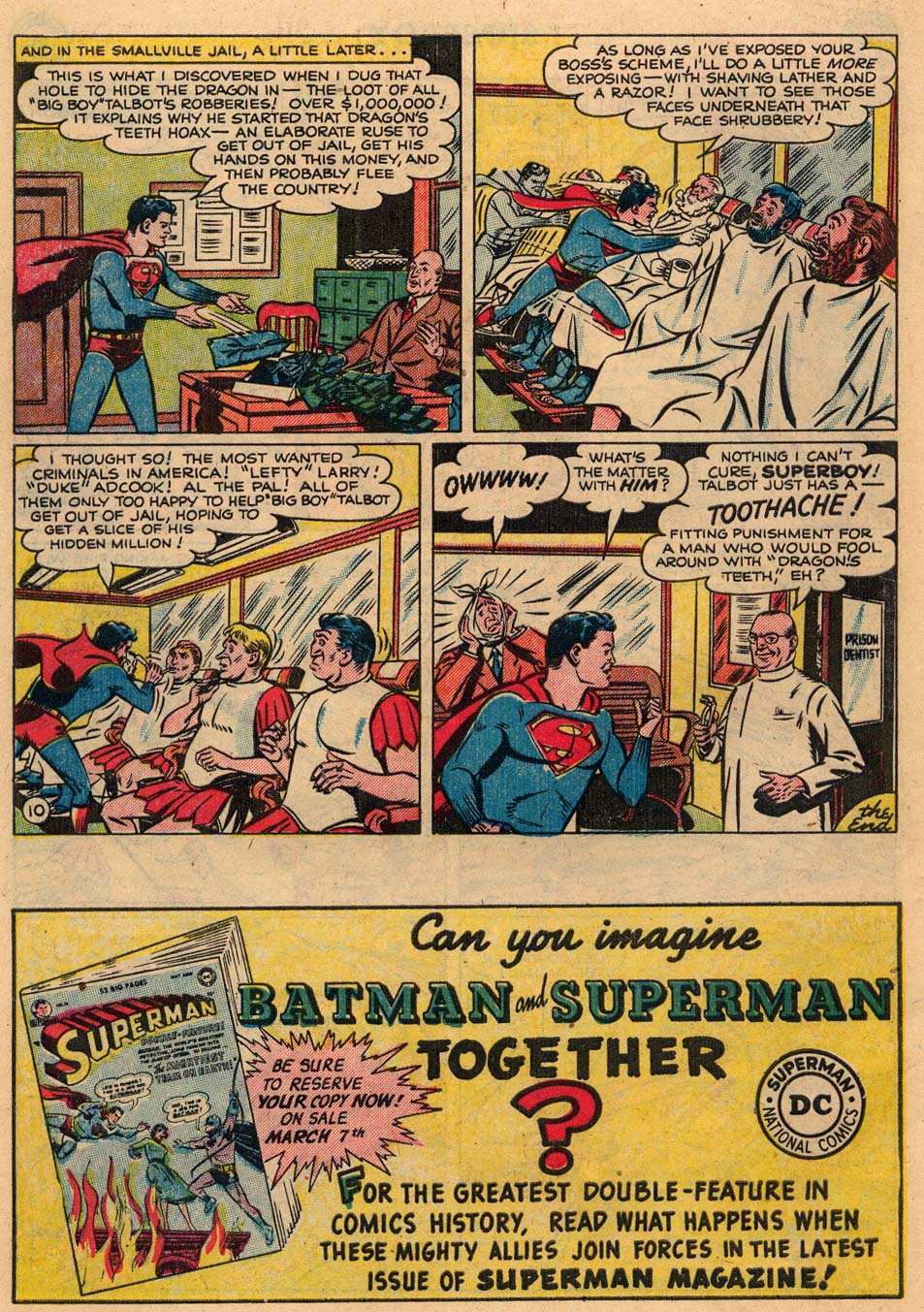 Superboy (1949) issue 20 - Page 37